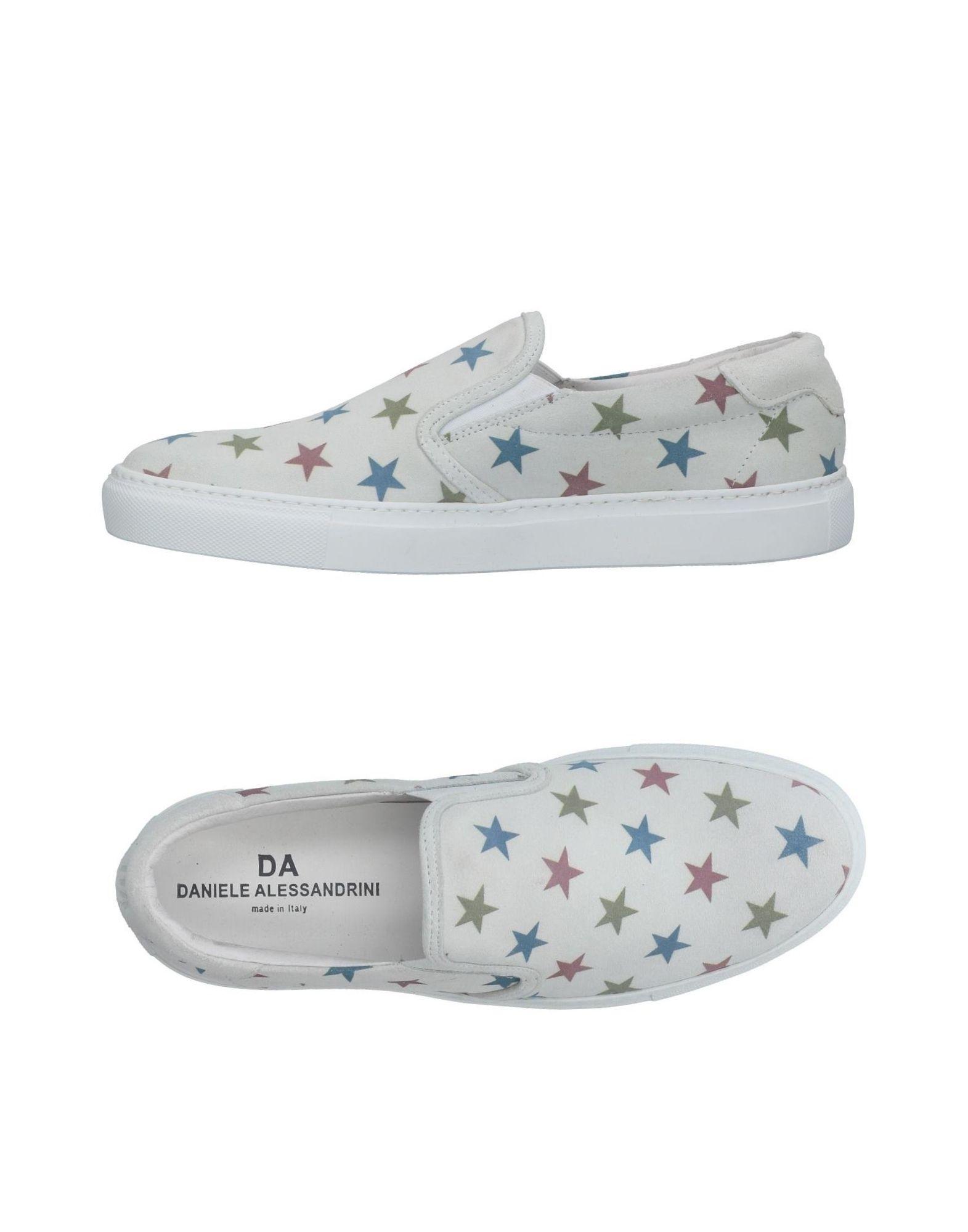 Rabatt echte Schuhe Daniele Alessandrini Sneakers Herren  11393048WN