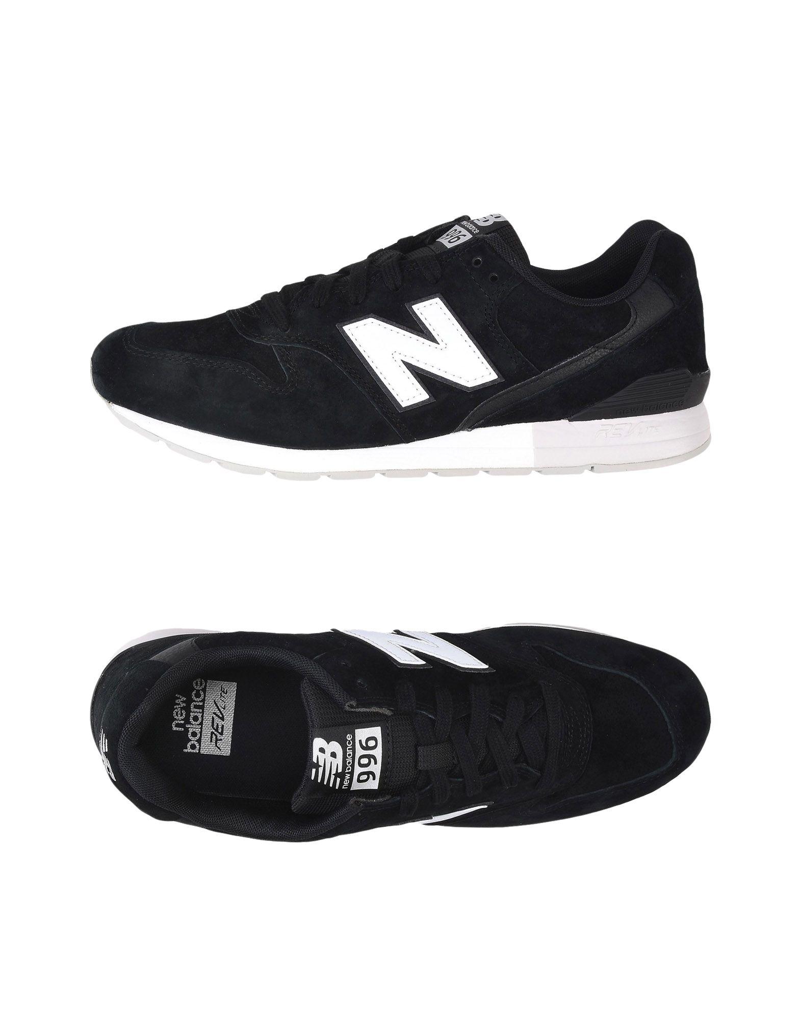 Sneakers New Balance 996 Premium Suede - Uomo - 11393115FV