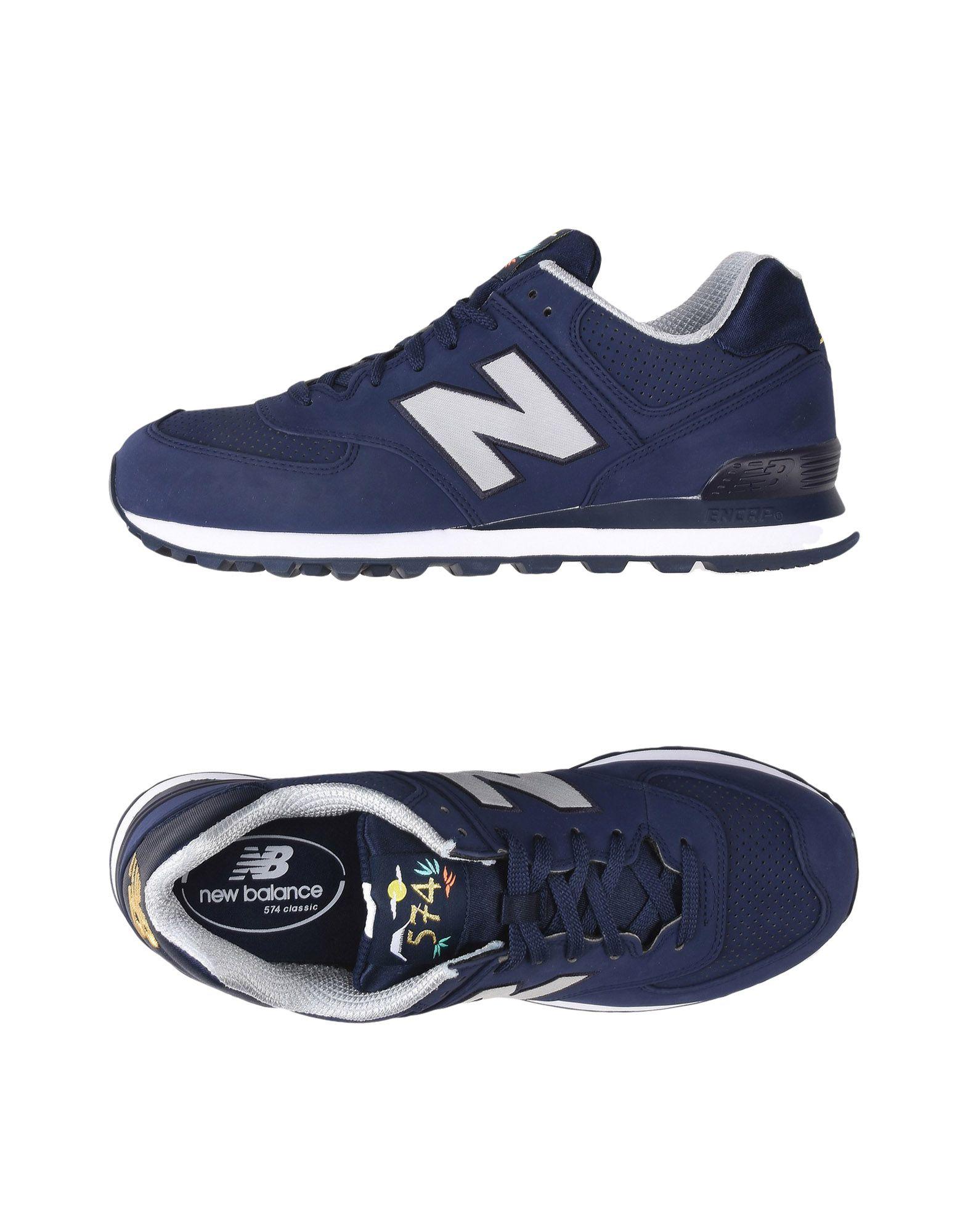 Sneakers New Balance 574 Winter Nubuck - Uomo - 11393119HB