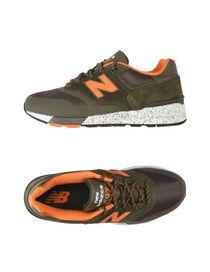 yoox scarpe uomo new balance