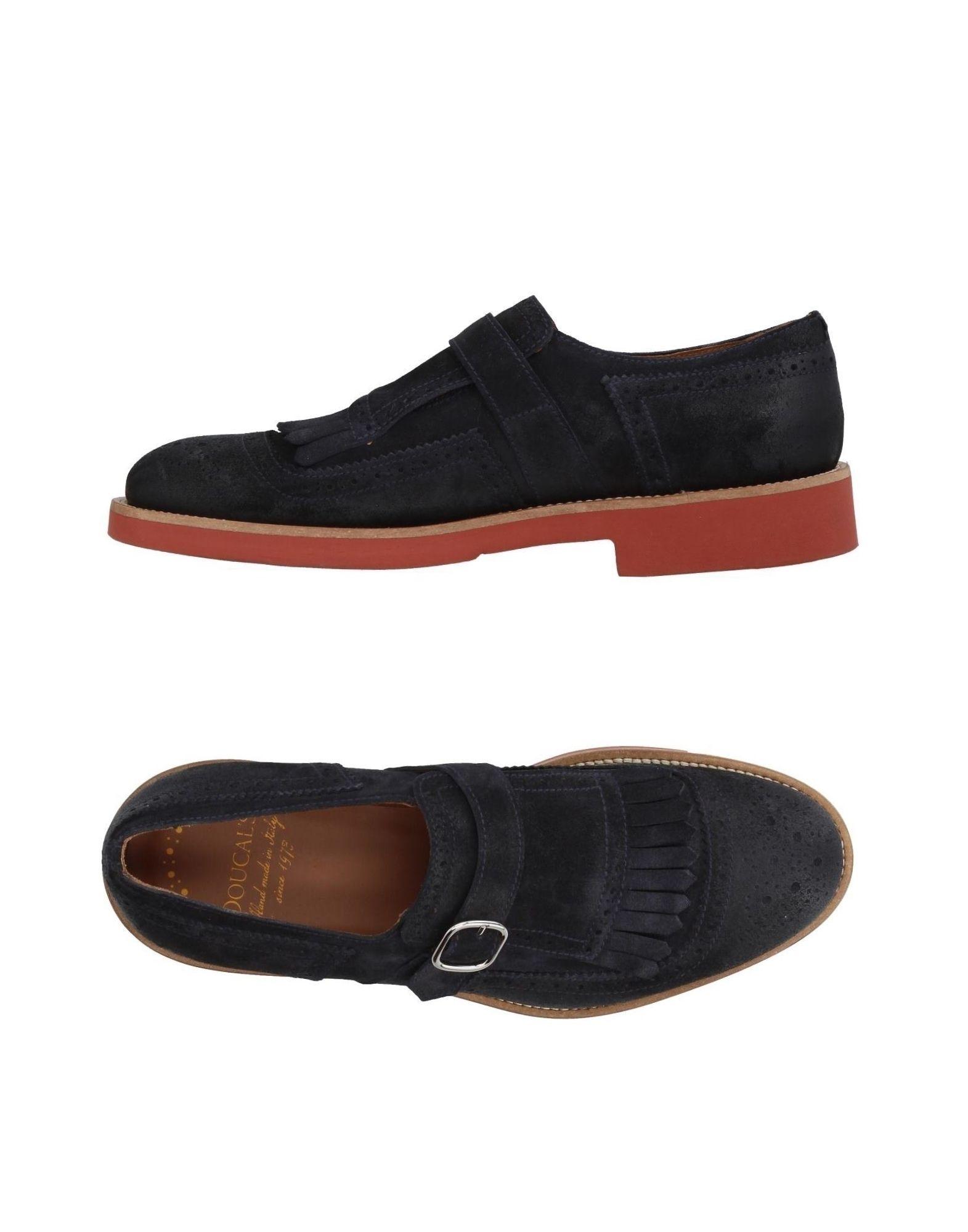Rabatt echte Schuhe Doucal's Mokassins Herren  11393212VD