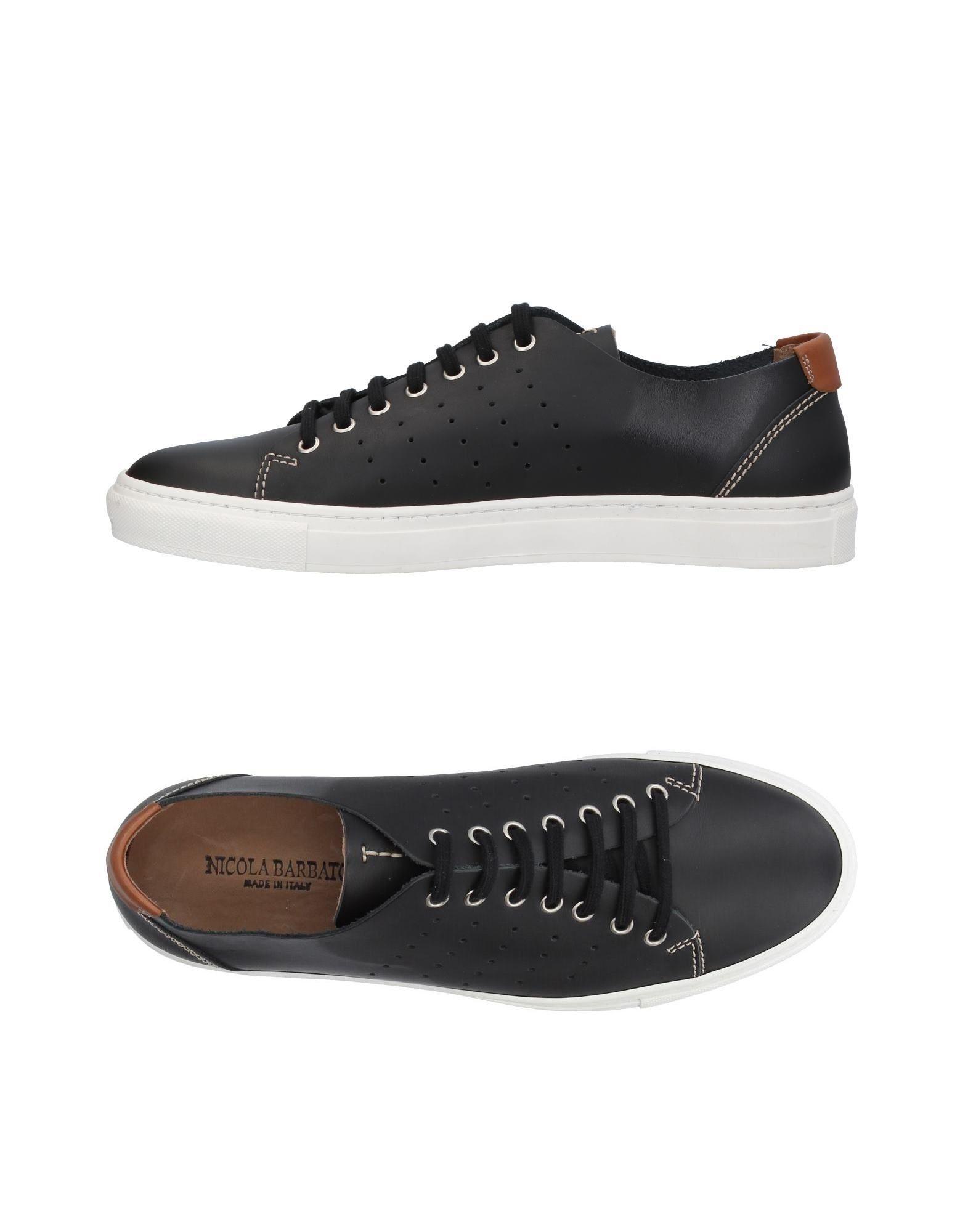 FOOTWEAR - High-tops & sneakers Nicola Barbato GQftSkMsf9