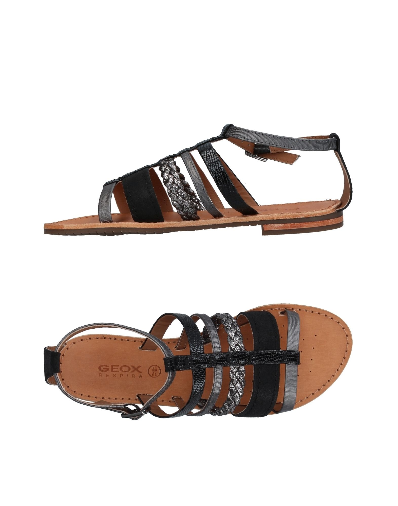 Geox Sandals - Women Geox Sandals on online on Sandals  United Kingdom - 11393250AG 698390