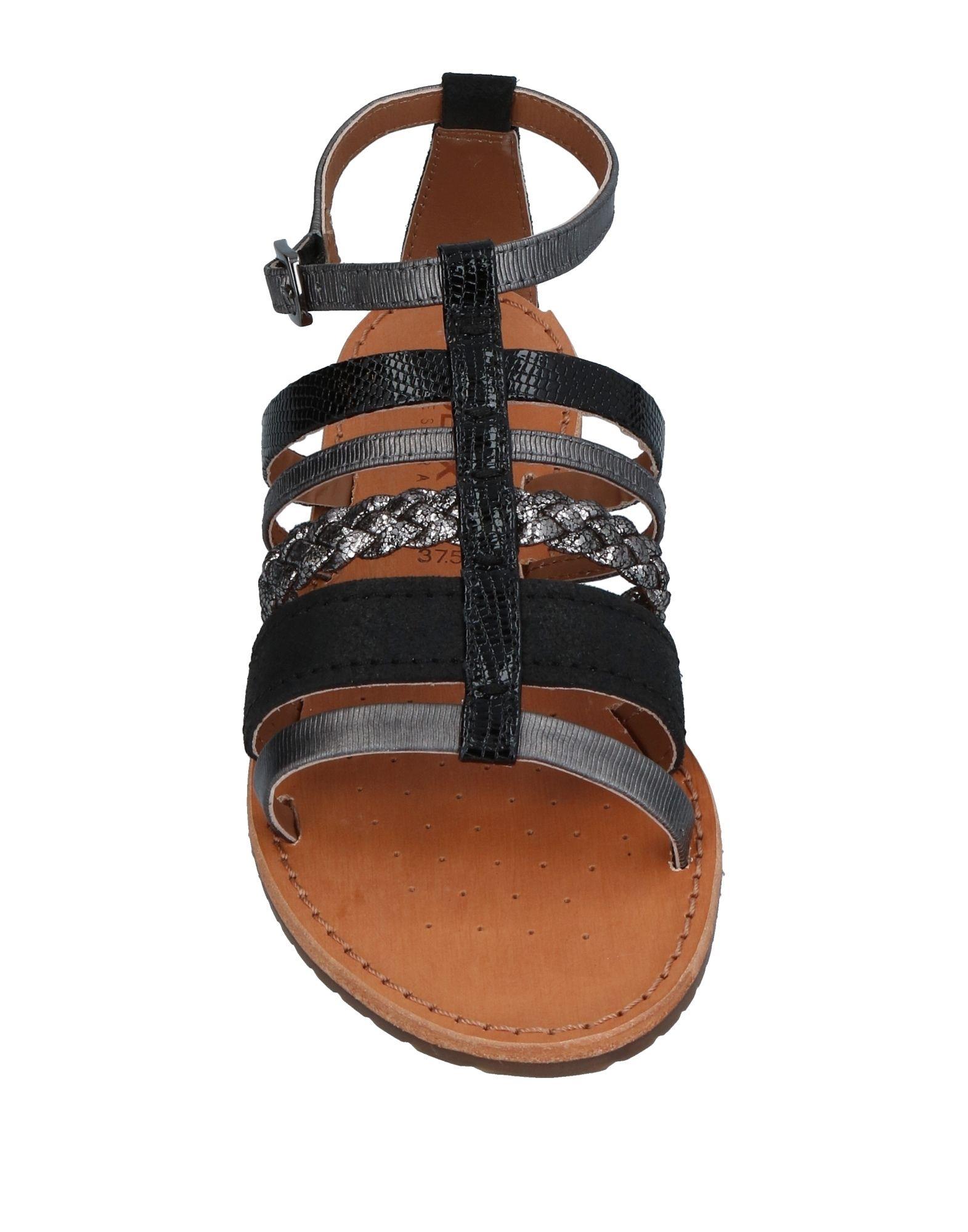Geox Heiße Sandalen Damen  11393250AG Heiße Geox Schuhe b61e7e