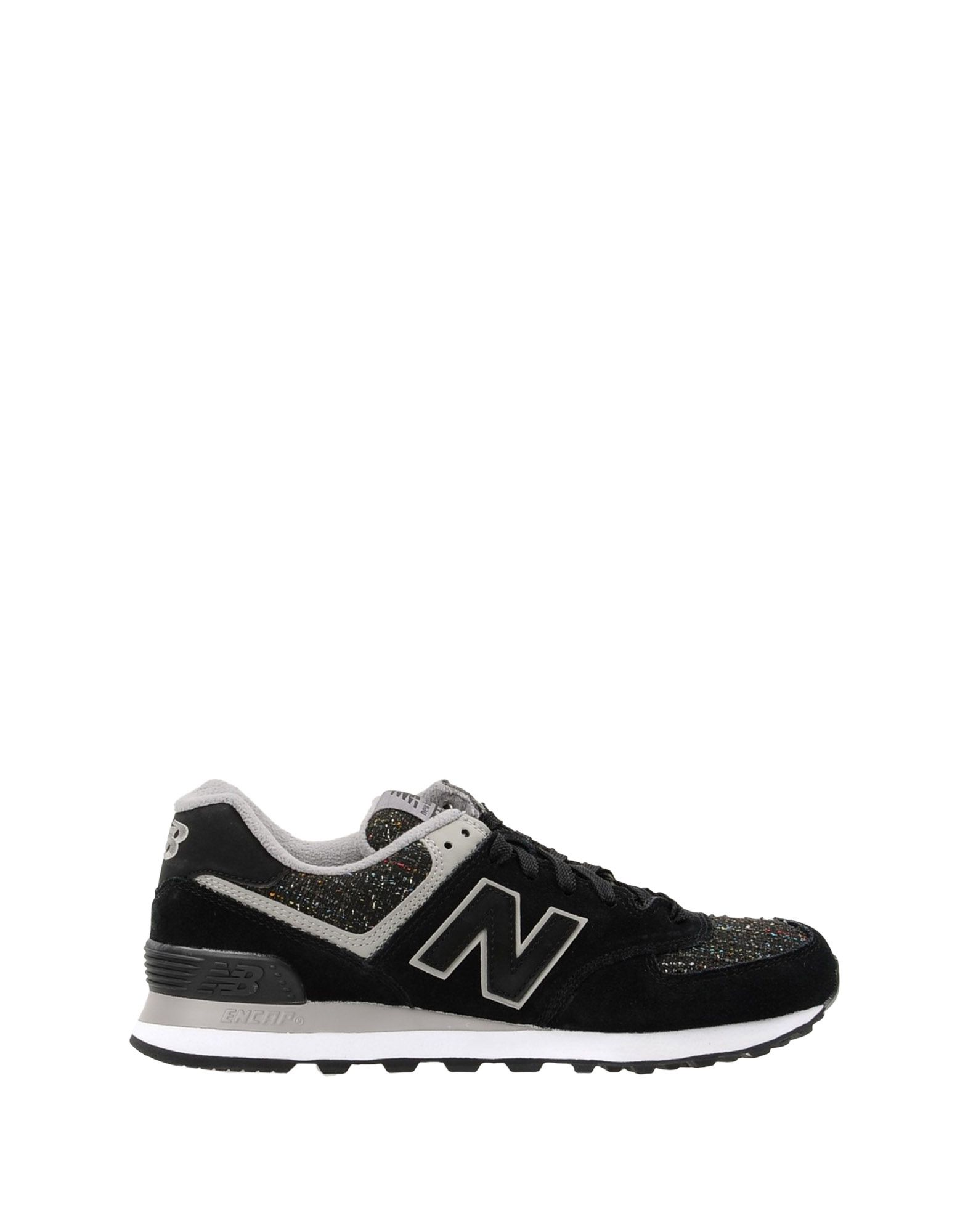 ... Sneakers New Balance 574 Suede/Winter Textile - Femme - Sneakers New  Balance sur ...