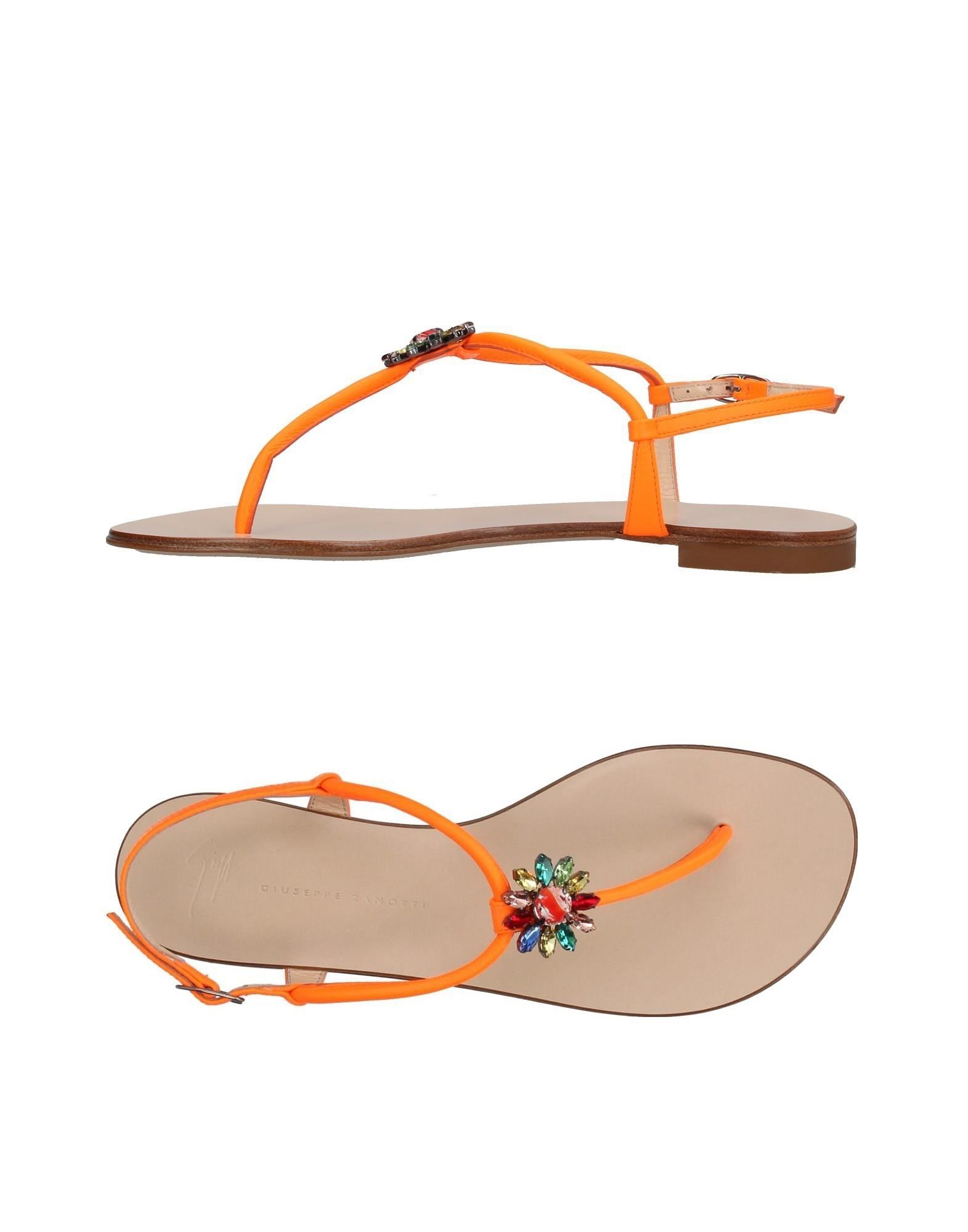 Giuseppe Zanotti Dianetten Damen  11393499EVGut aussehende strapazierfähige Schuhe