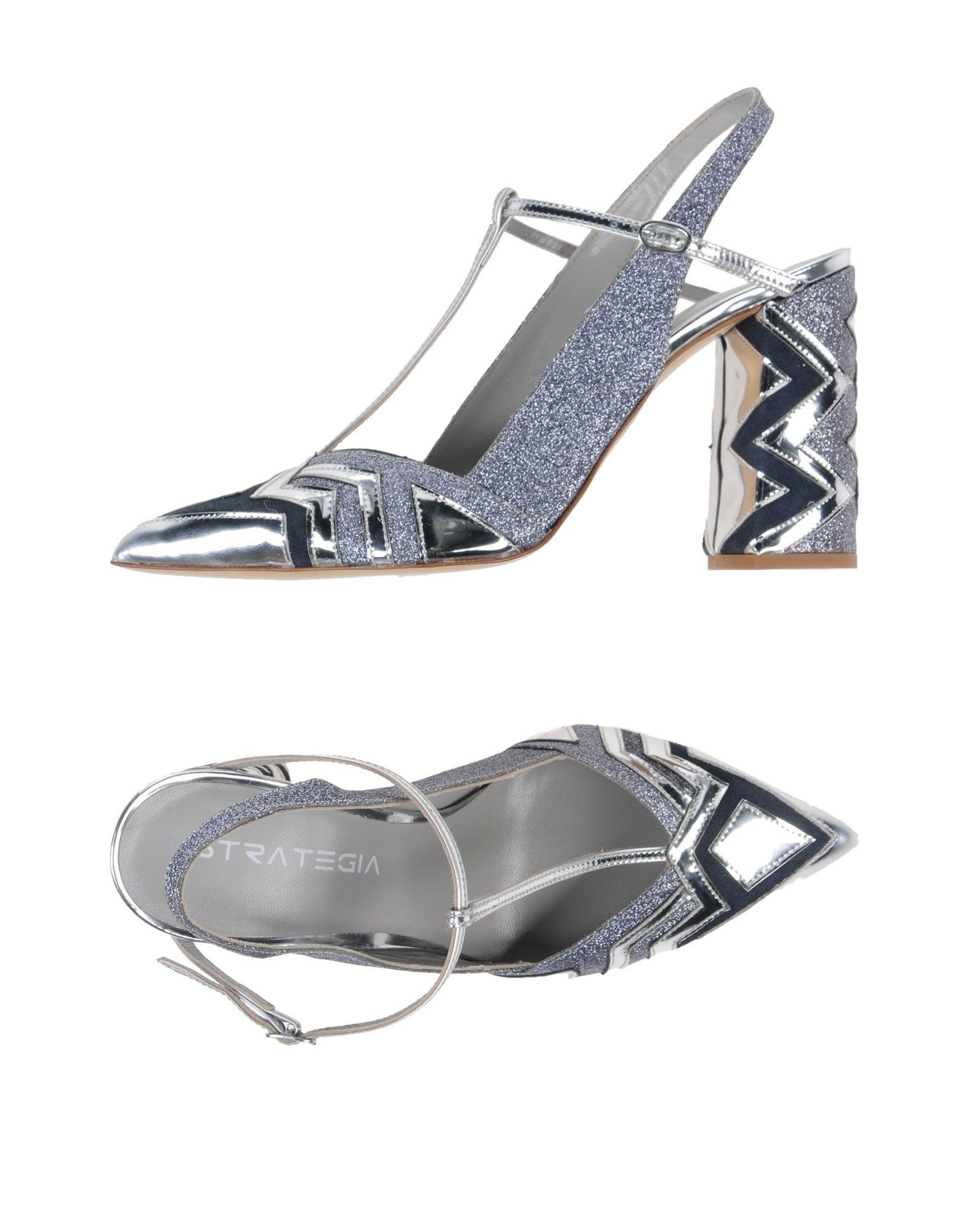 Stilvolle billige Schuhe Strategia Pumps Damen  11393534KK