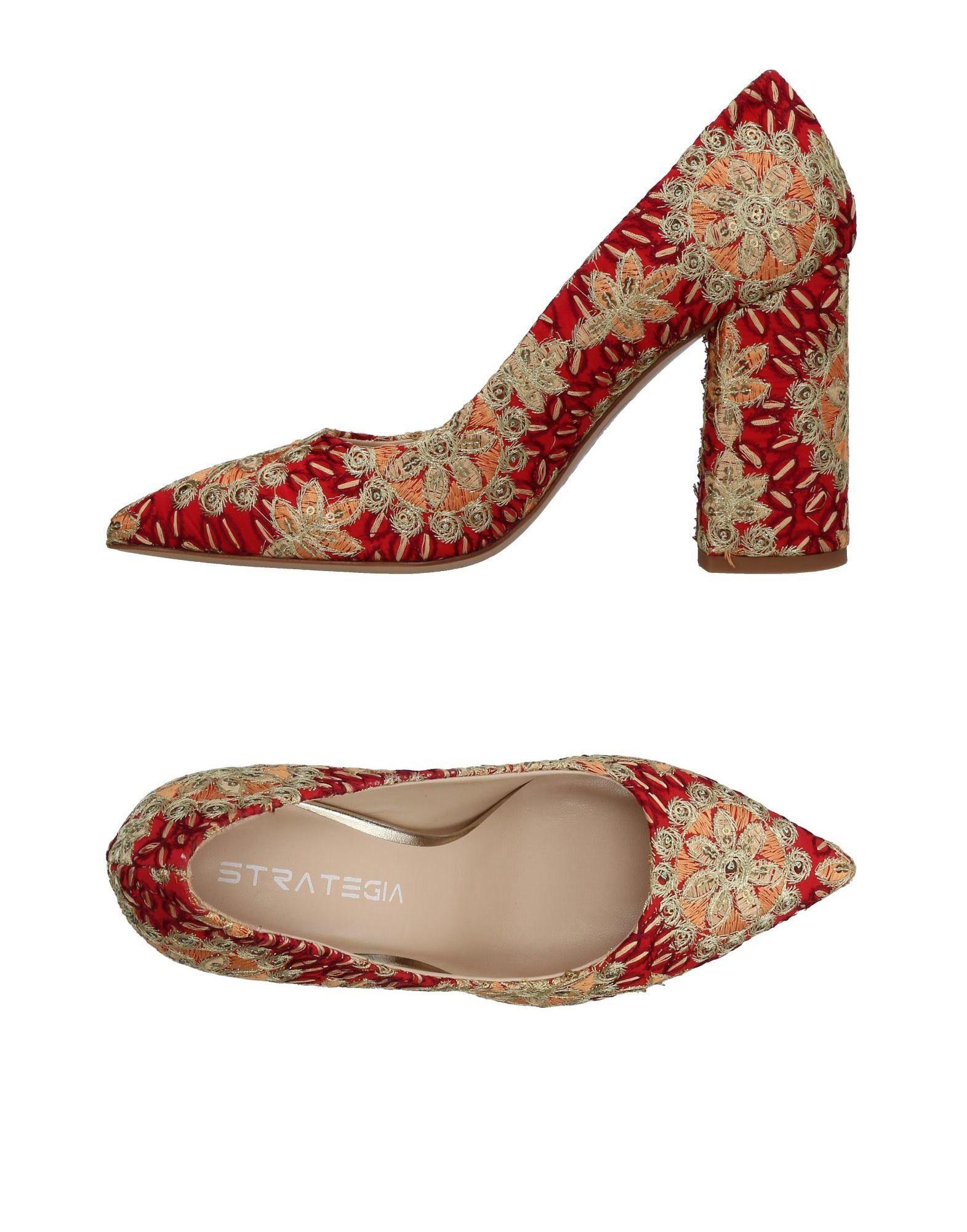 Stilvolle billige Schuhe Strategia Pumps Damen  11393536HG
