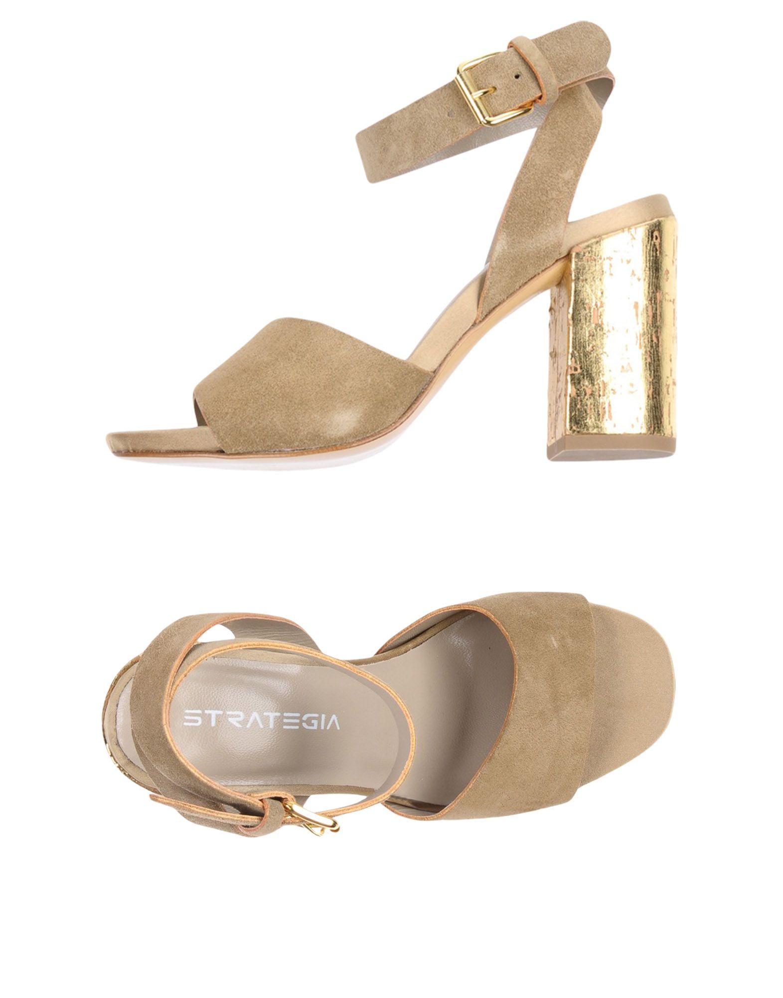 Stilvolle billige Schuhe Strategia Strategia Strategia Sandalen Damen  11393545CK 297213