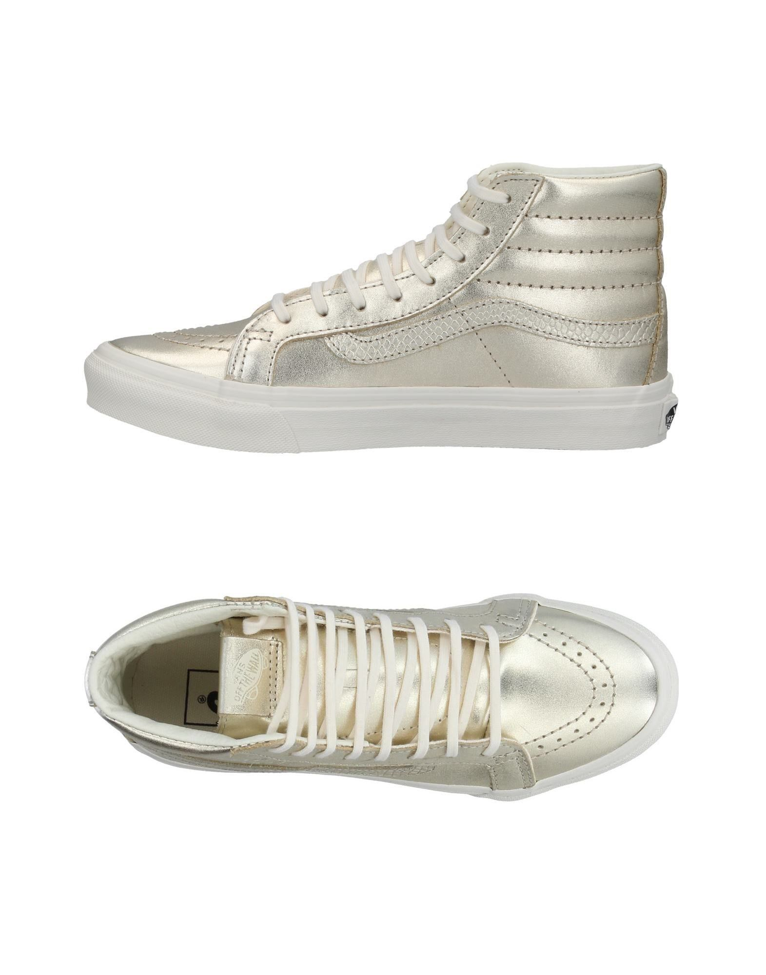 Haltbare Mode billige Schuhe Vans Sneakers Damen  11393707TC Heiße Schuhe