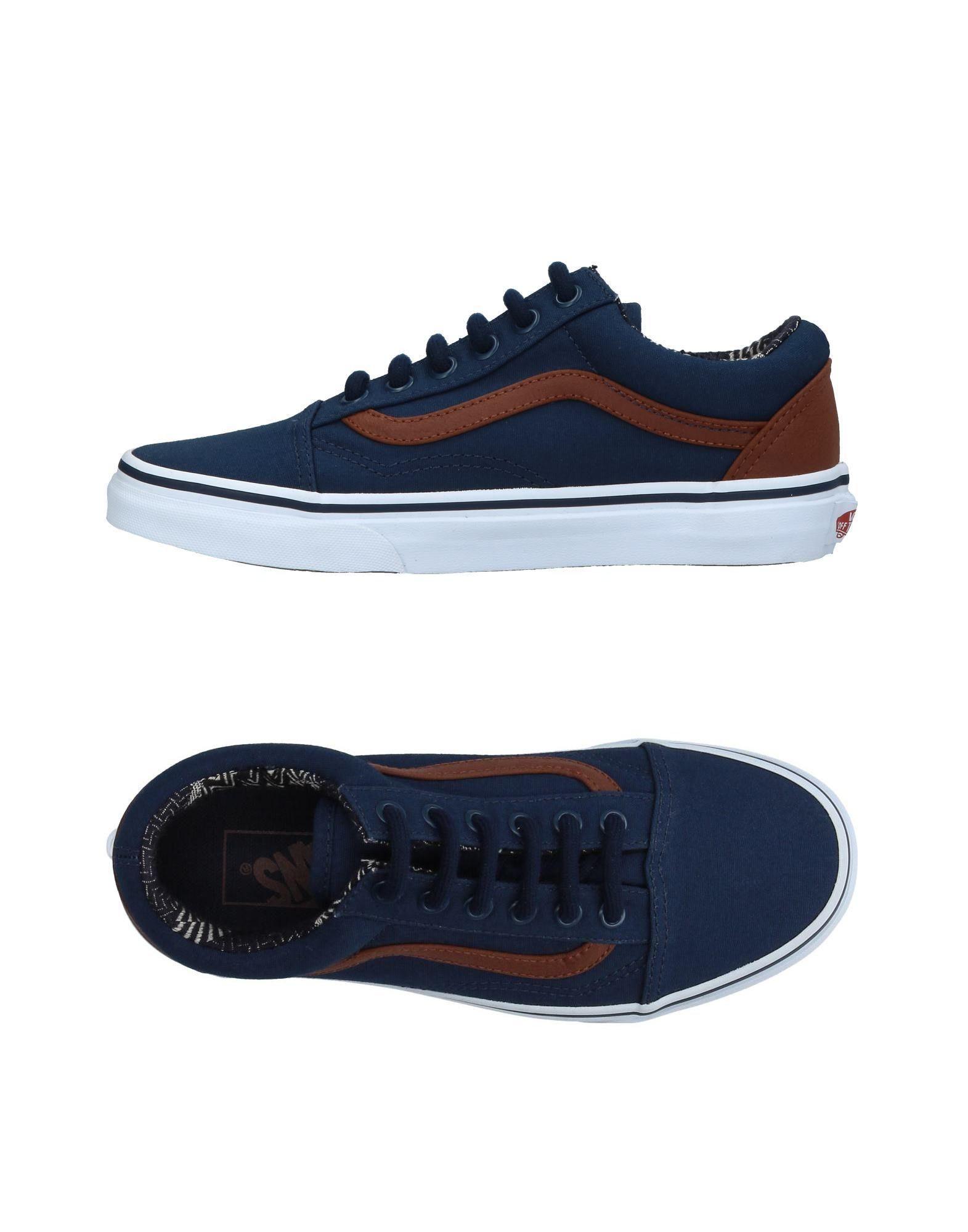 Günstige und modische Schuhe Vans Sneakers Damen  11393732JI