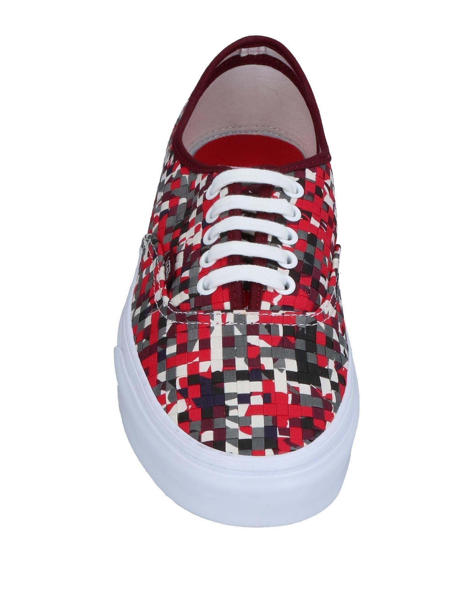 Rabatt echte Schuhe Vans Sneakers Herren  11393788HF