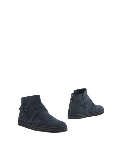 N.D.C. MADE BY HAND Ankle boot Grey Women