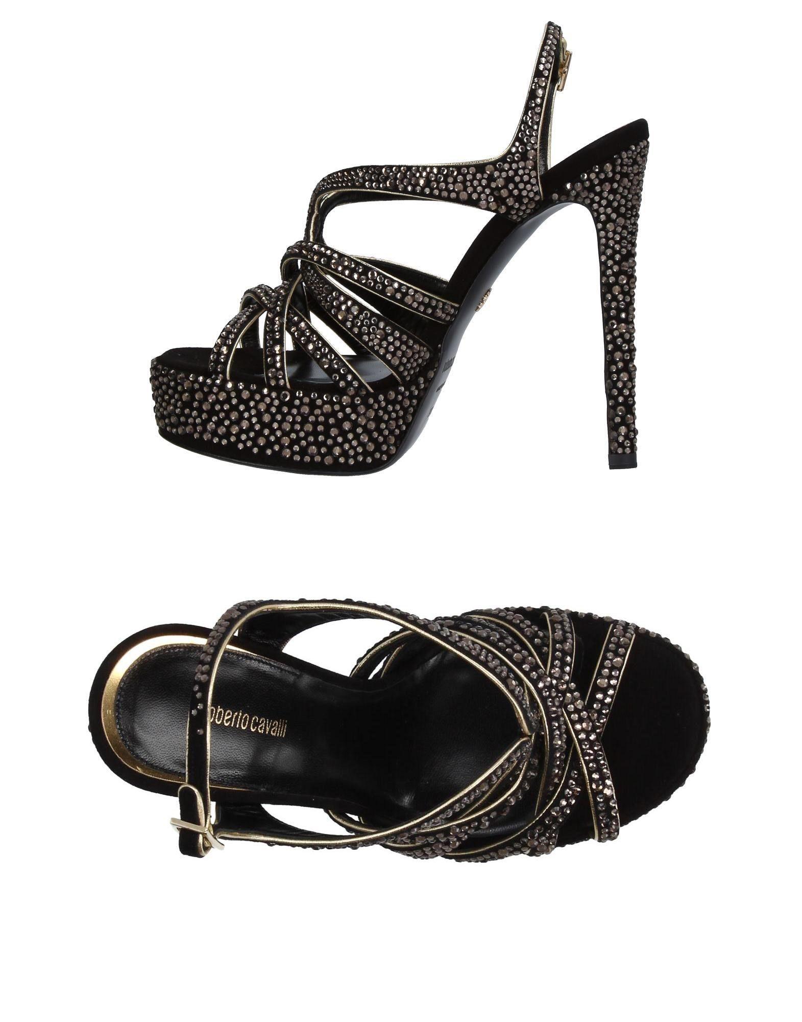 Roberto Cavalli Sandalen Damen  11393846PE Neue Schuhe