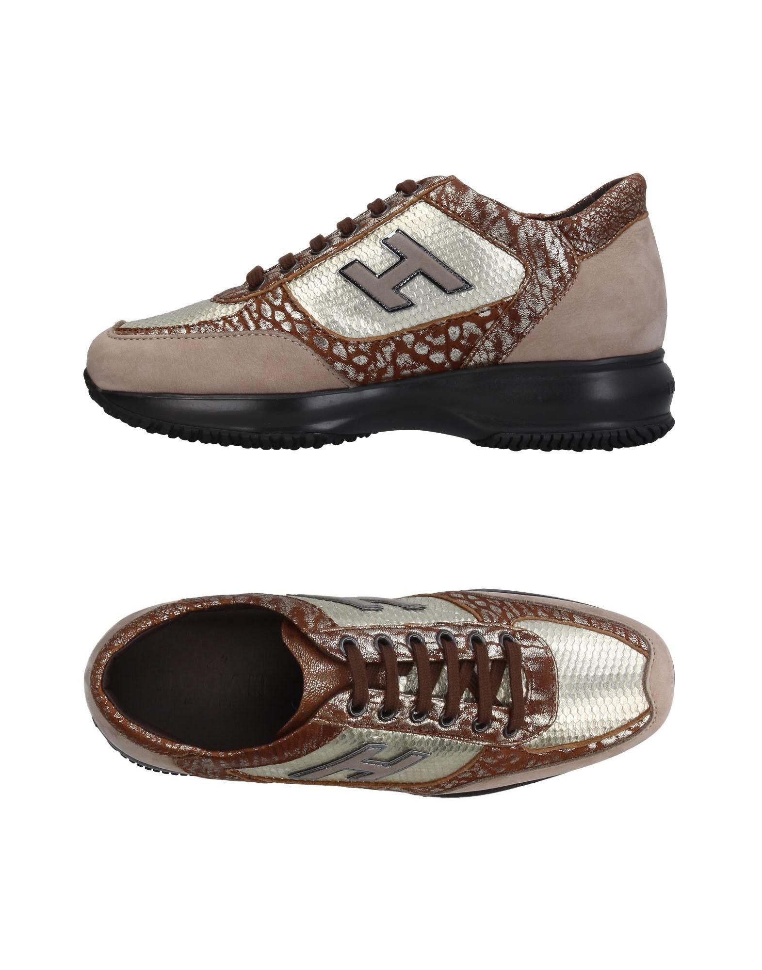 Rabatt Schuhe Hogan Sneakers Damen  11393851BW