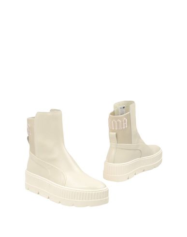 puma fenty ankle boots