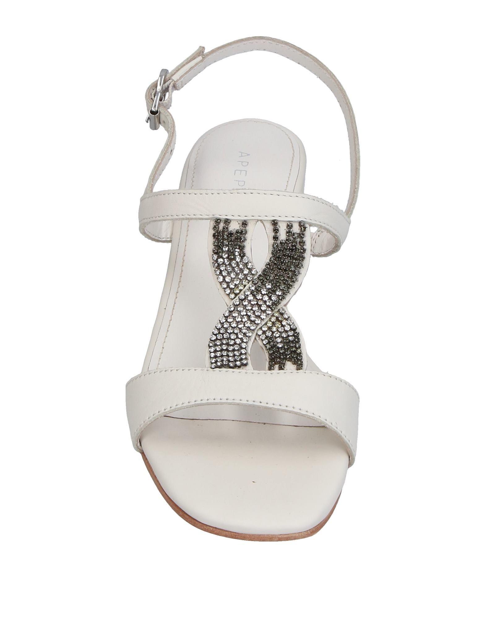 Apepazza Sandalen Damen  Schuhe 11393926DV Gute Qualität beliebte Schuhe  e1286a