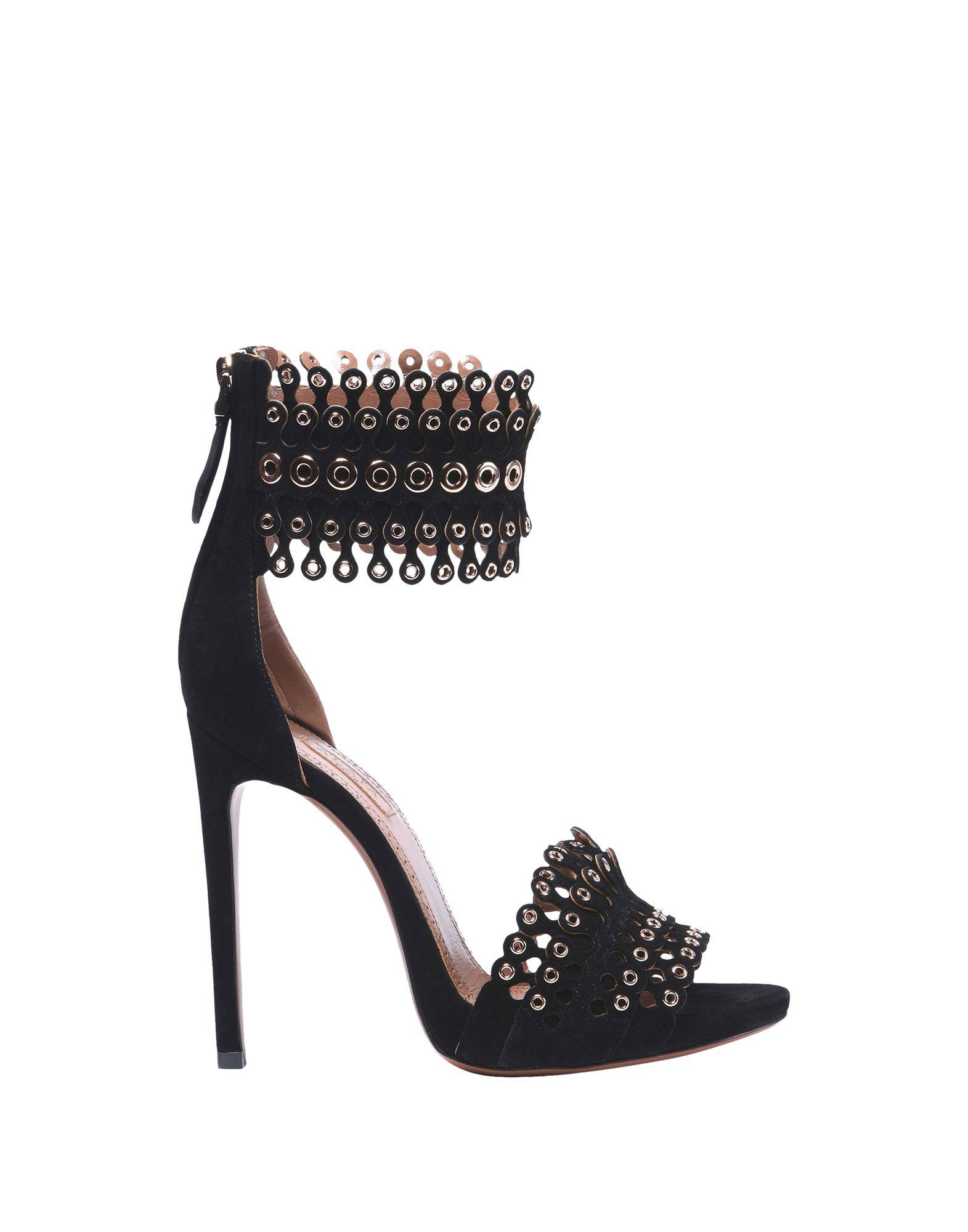 Haltbare Mode Mode Haltbare billige Schuhe Alaïa Sandalen Damen  11393980AE Heiße Schuhe 3588e0