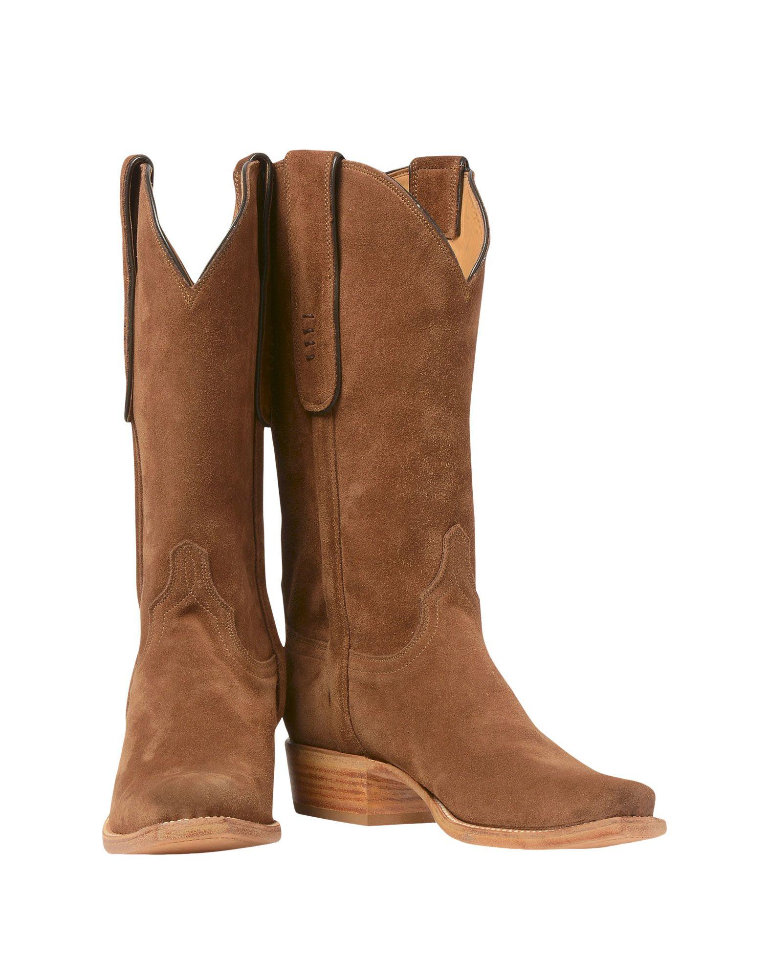 Rabatt Schuhe Lucchese™ Bootmaker Stiefelette Damen  11394008OR