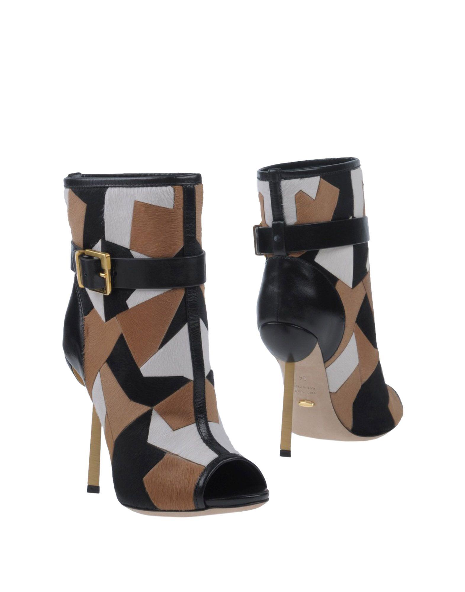 Rabatt Schuhe Sergio Rossi Stiefelette Damen  11394020RC