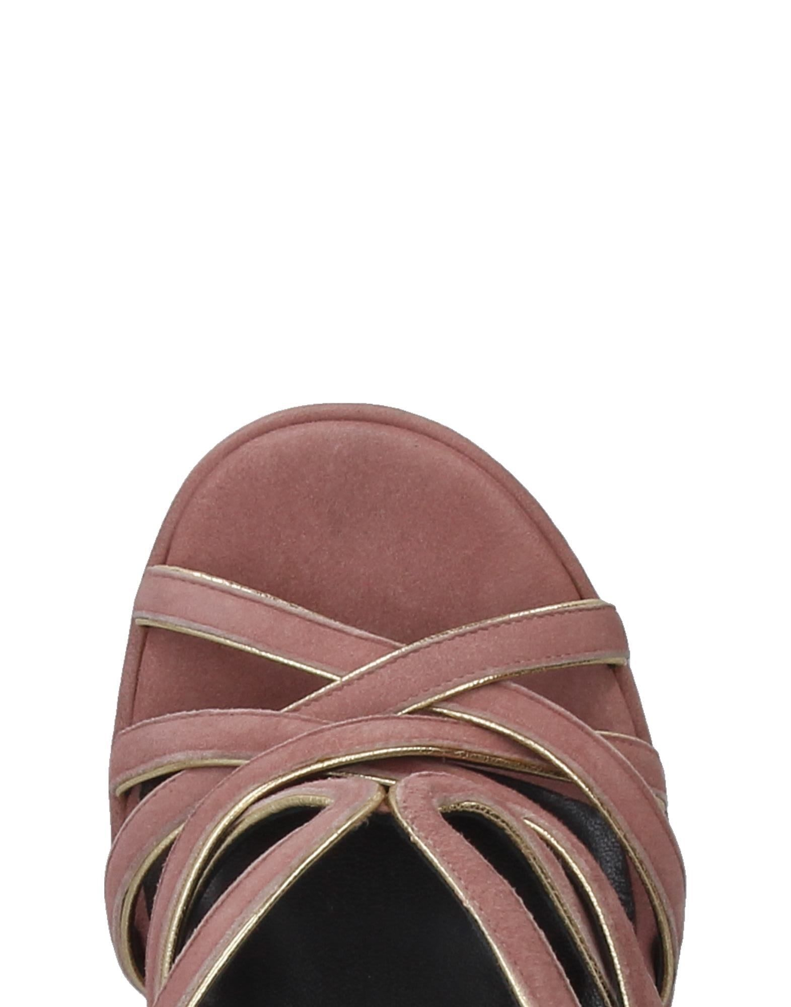 Roberto Cavalli Sandalen aussehende Damen  11394023WCGut aussehende Sandalen strapazierfähige Schuhe e43d0c