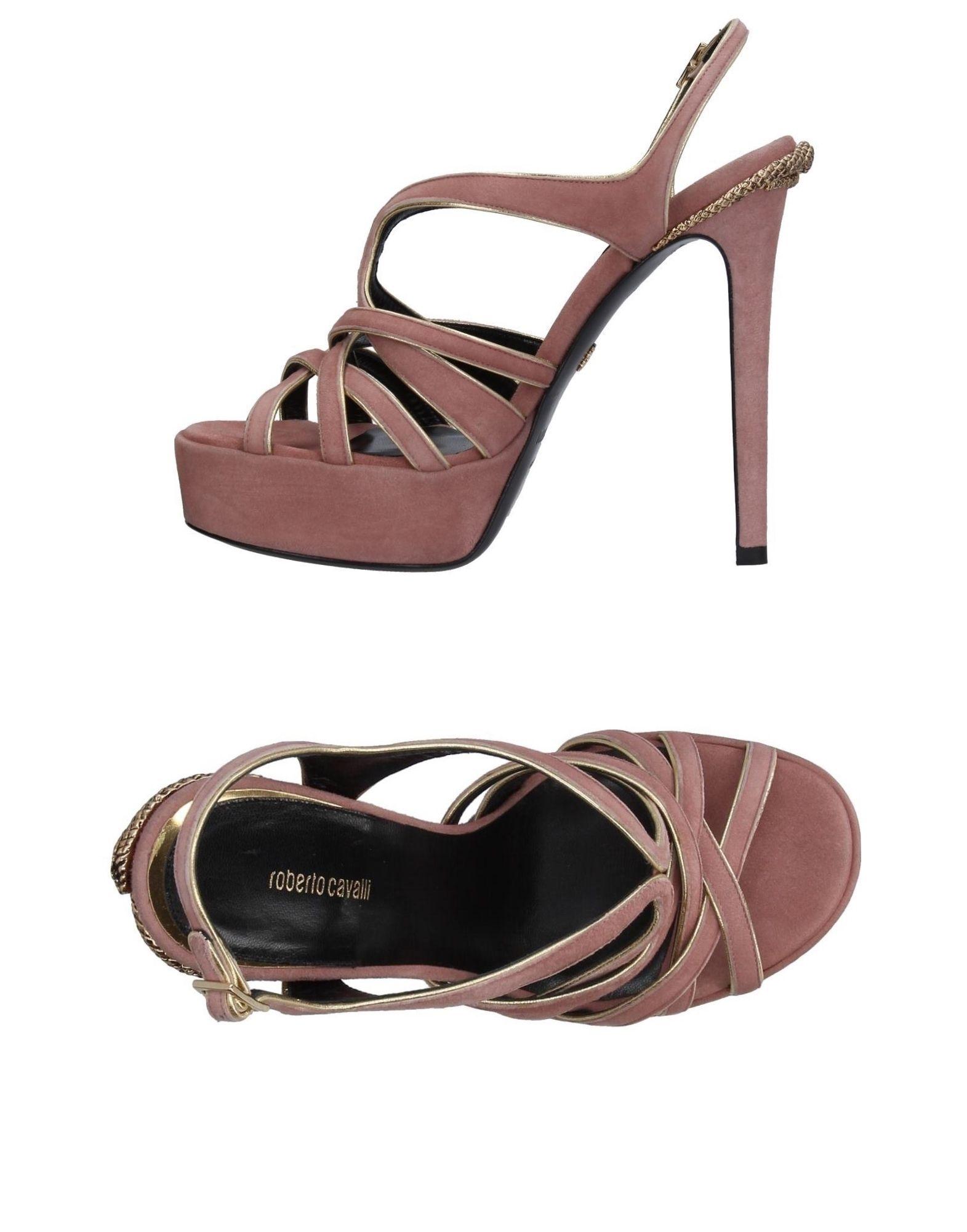 Roberto Cavalli Sandalen Damen  11394023WC Beliebte Schuhe