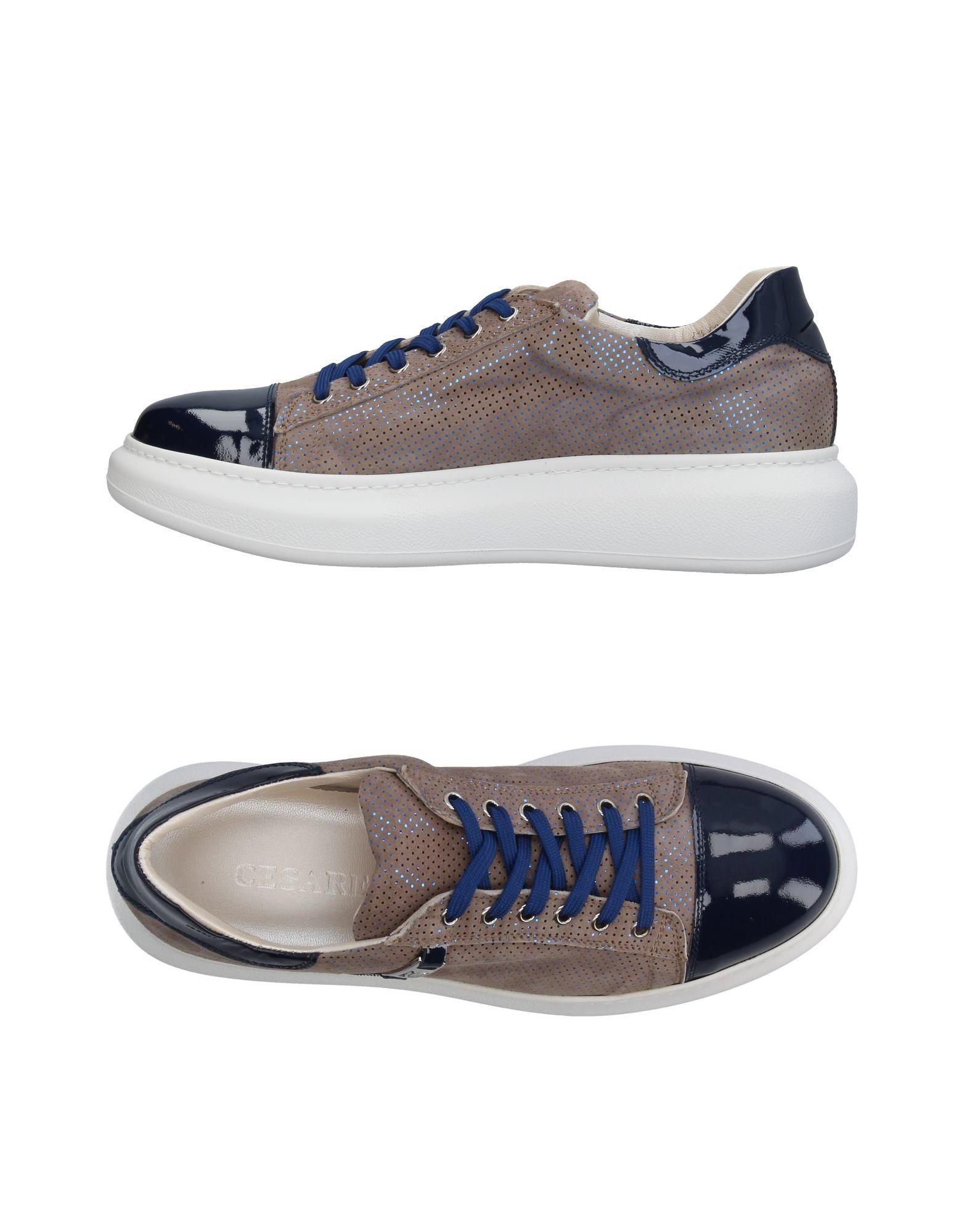 Sneakers Cesare P. Donna - 11394024ED