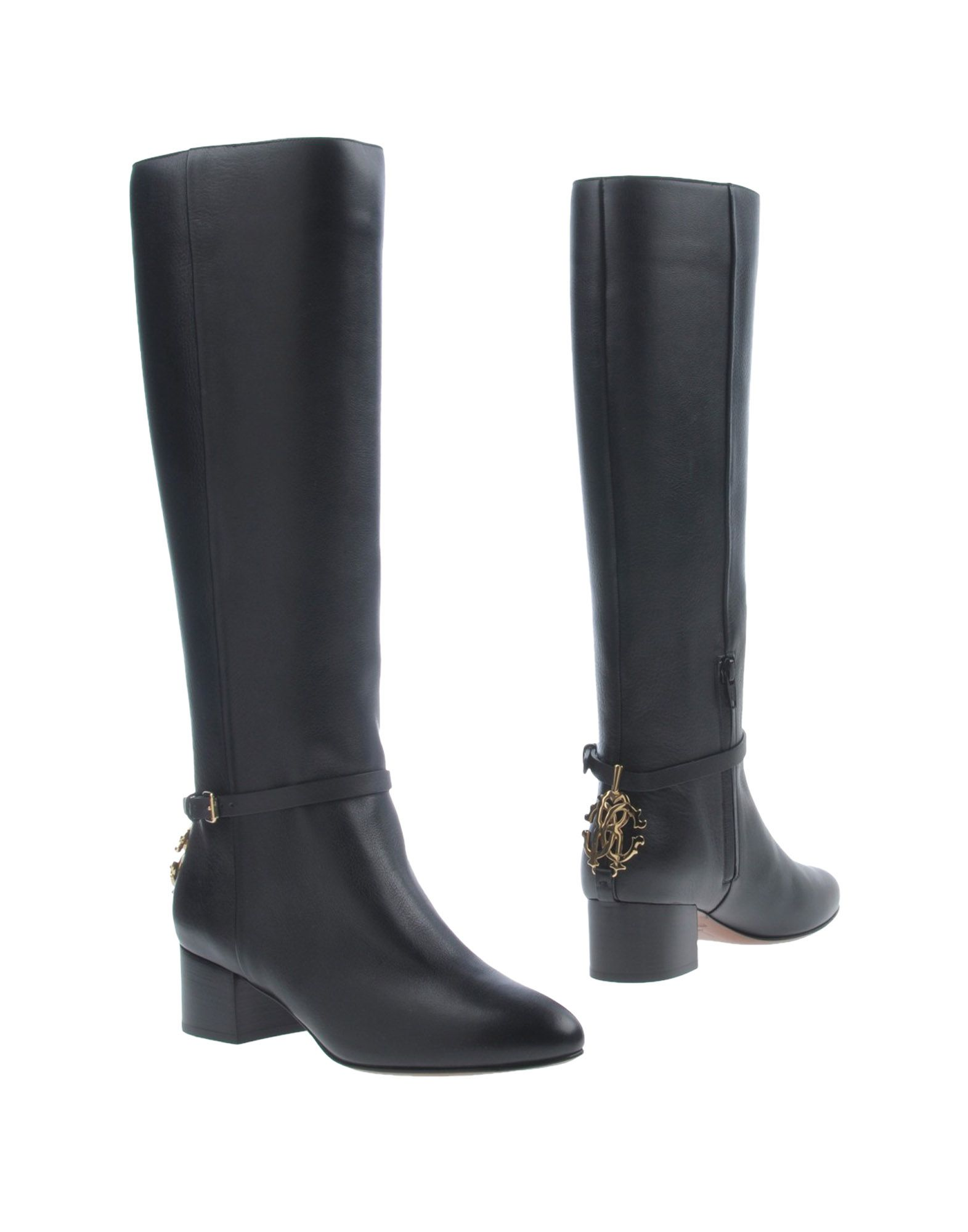 Roberto Cavalli Stiefel Damen  11394040IU Neue Schuhe
