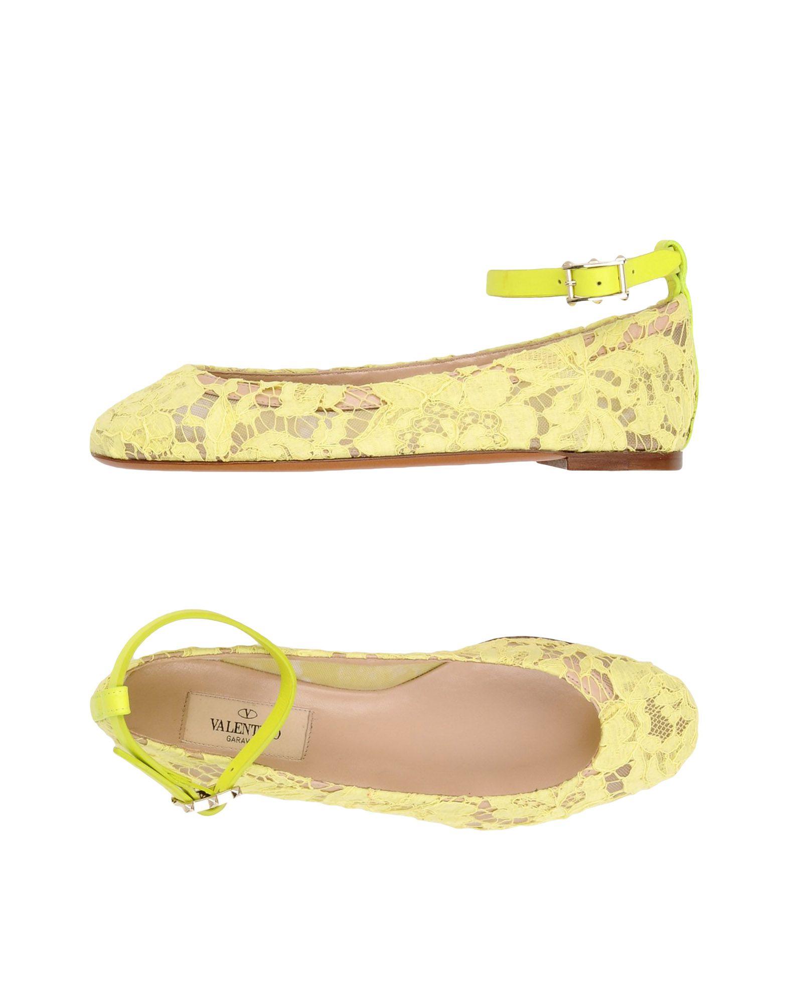 Valentino Garavani Ballerinas Damen  11394082VCGünstige gut aussehende Schuhe