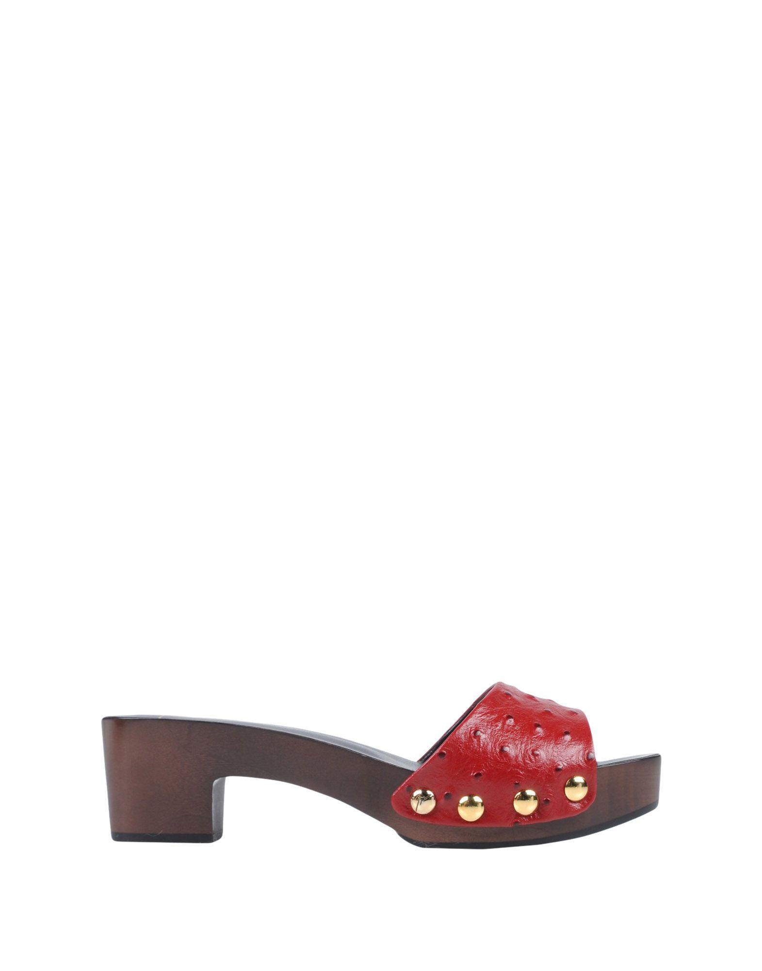 Stilvolle billige billige billige Schuhe Giuseppe Zanotti Pantoletten Damen  11394168JA 357b21