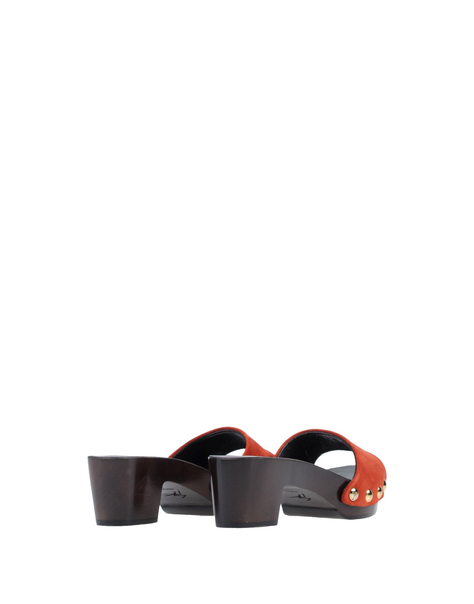 Stilvolle billige Schuhe Giuseppe Zanotti 11394209EH Pantoletten Damen  11394209EH Zanotti ad7d4e