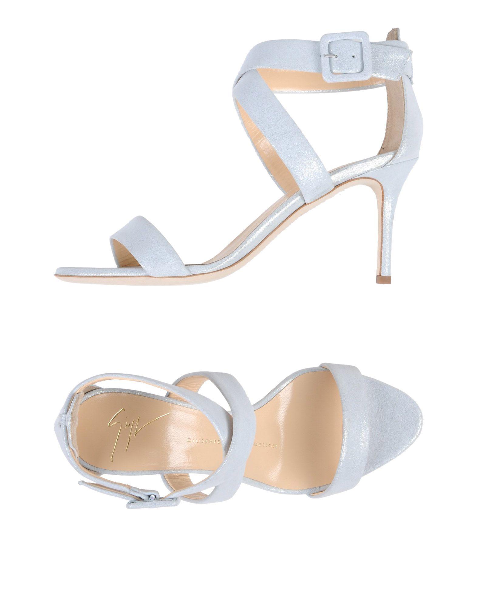 Rabatt Schuhe Giuseppe Zanotti Sandalen Damen  11394248CJ