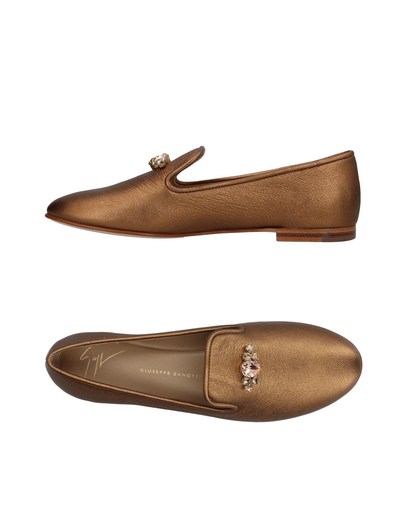 Giuseppe Zanotti Mokassins Damen  11394259RLGut aussehende strapazierfähige Schuhe