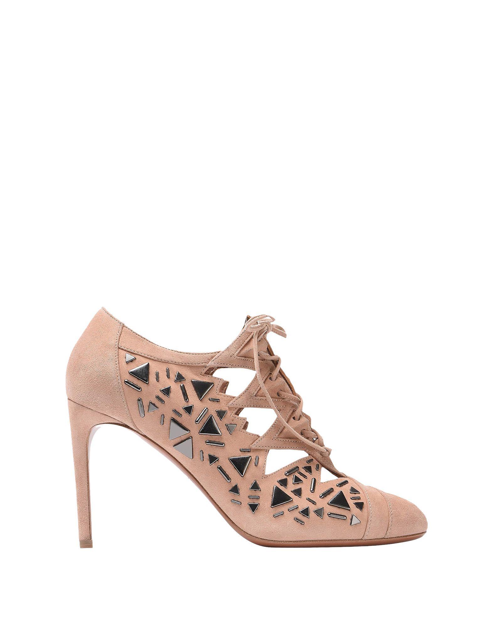 Chaussures À Lacets Alaïa Femme - Chaussures À Lacets Alaïa sur