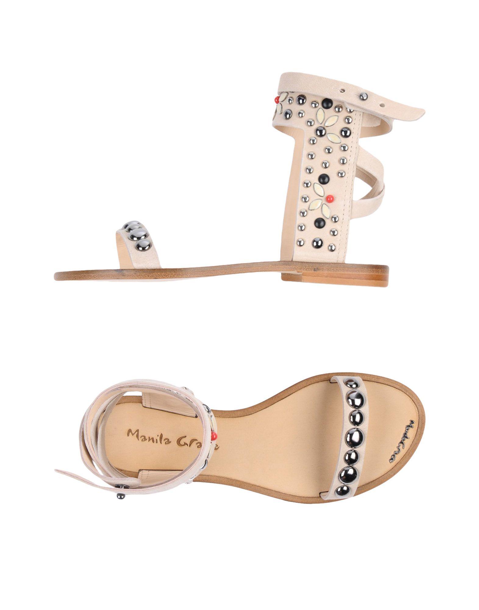 Gut um billige Schuhe zu tragenManila Grace Sandalen Damen  11394344JX