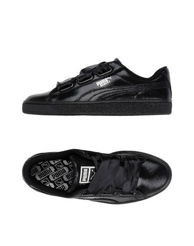 Zapatos Zapatos Zapatos de hombre y mujer de promoción por tiempo limitado Zapatillas Puma Basket Heart Ns Wn's - Mujer - Zapatillas Puma - 11394385LH Negro c7ecfb