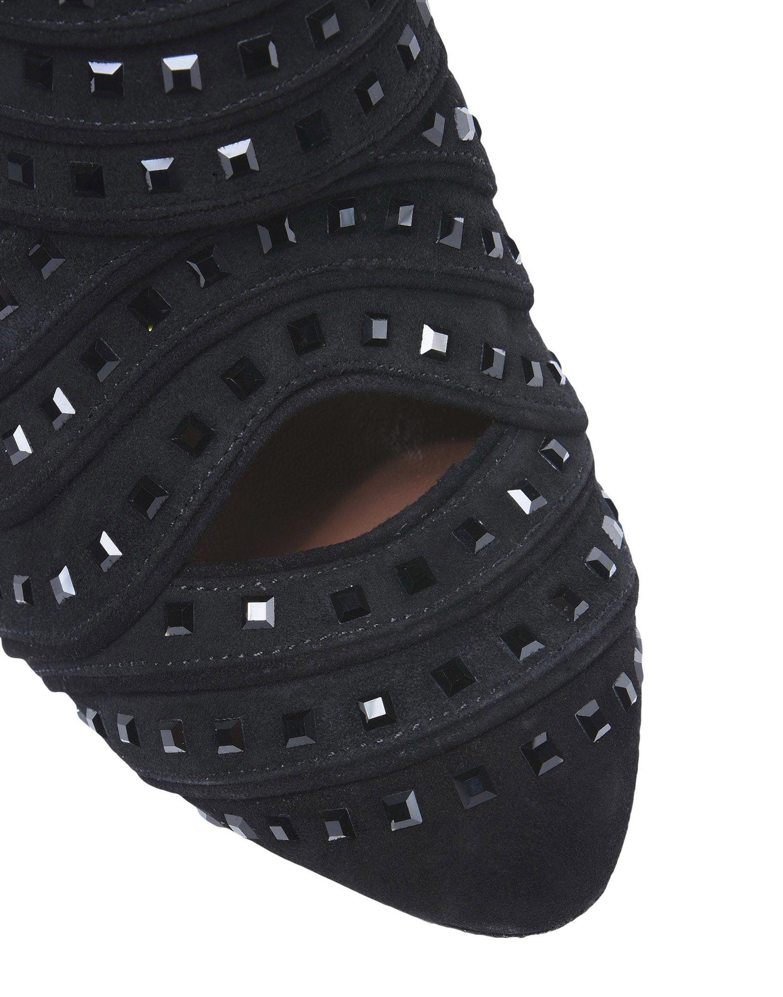 Haltbare Mode billige Schuhe Alaïa Stiefelette Damen  11394398SP Heiße Schuhe