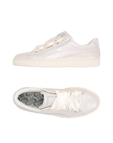 puma basket heart sneakers online