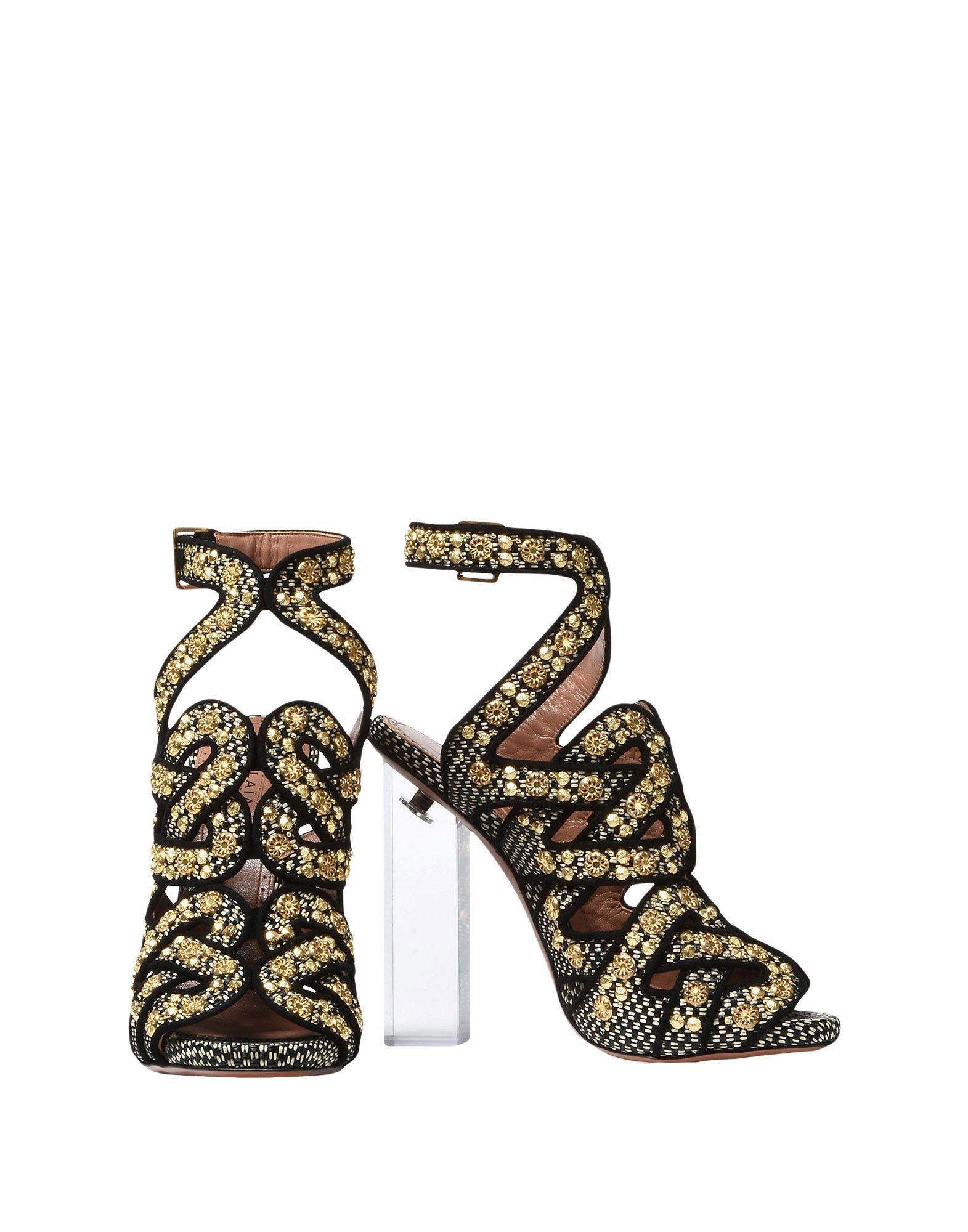 Alaïa  Sandalen Damen  Alaïa 11394439WUGünstige gut aussehende Schuhe 11f8f1