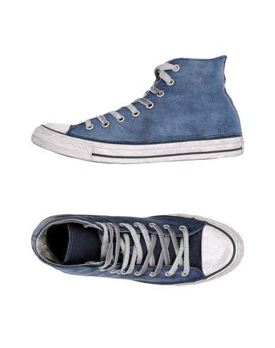 Zapatos con descuento Zapatillas Converse Limited Edition Ctas - Hi Canvas Canvas/Leather Ltd - Ctas Hombre - Zapatillas Converse Limited Edition - 11394444NI Azul francés f5b2f1