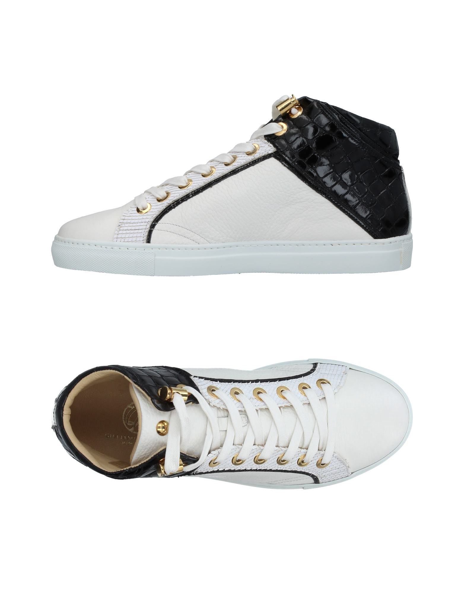 Sneakers Giuliano Galiano Homme - Sneakers Giuliano Galiano  Blanc Meilleur modèle de vente