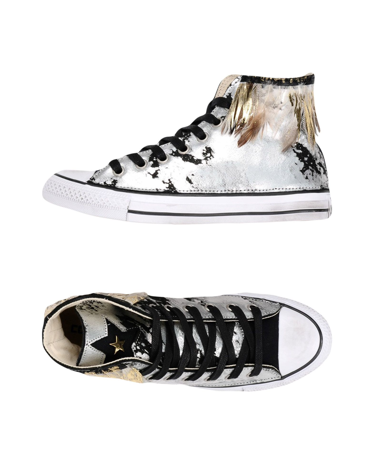 Sneakers Converse Limited Edition Ctas Hi Canvas/Leather Ltd - Donna - 11394494UB