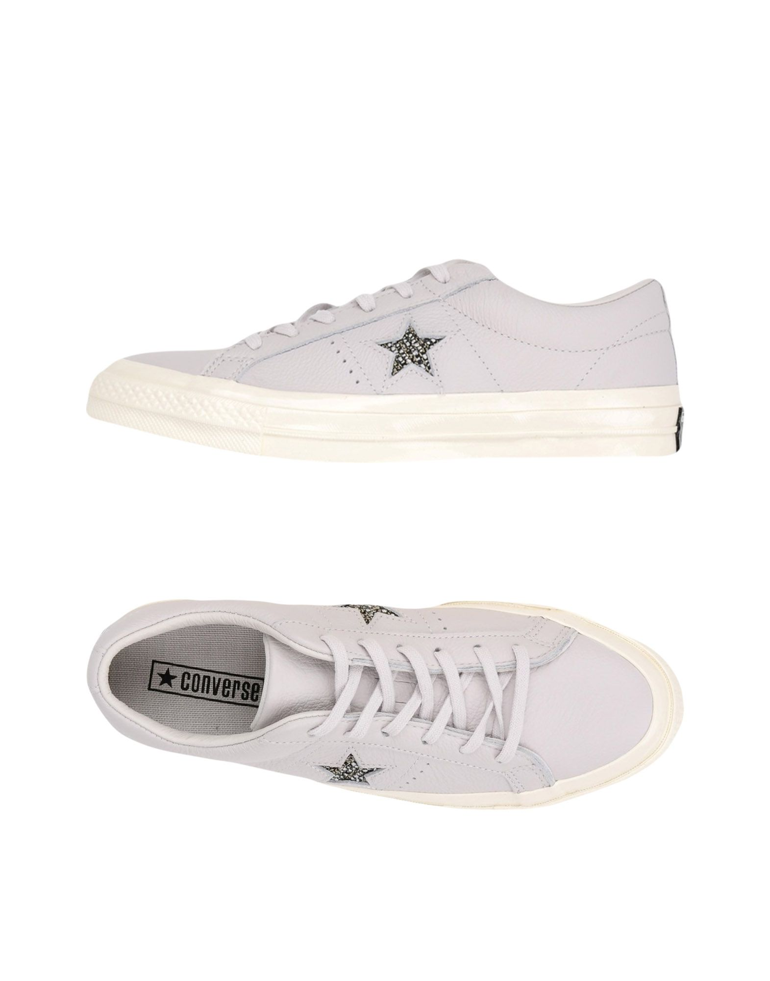 Scarpe Star da Ginnastica Converse All Star Scarpe One Star Ox Leather - Donna - 11394558MX fd2907