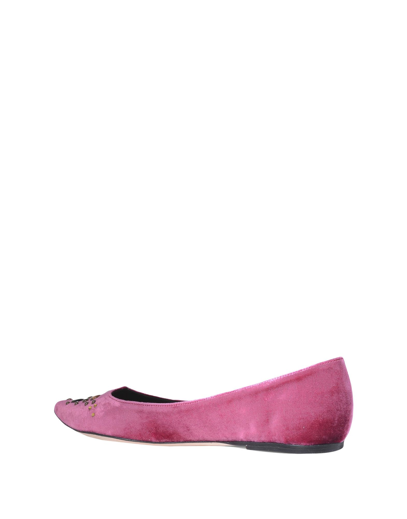 Stilvolle billige Schuhe Tomas Maier Ballerinas Damen  11394594QU
