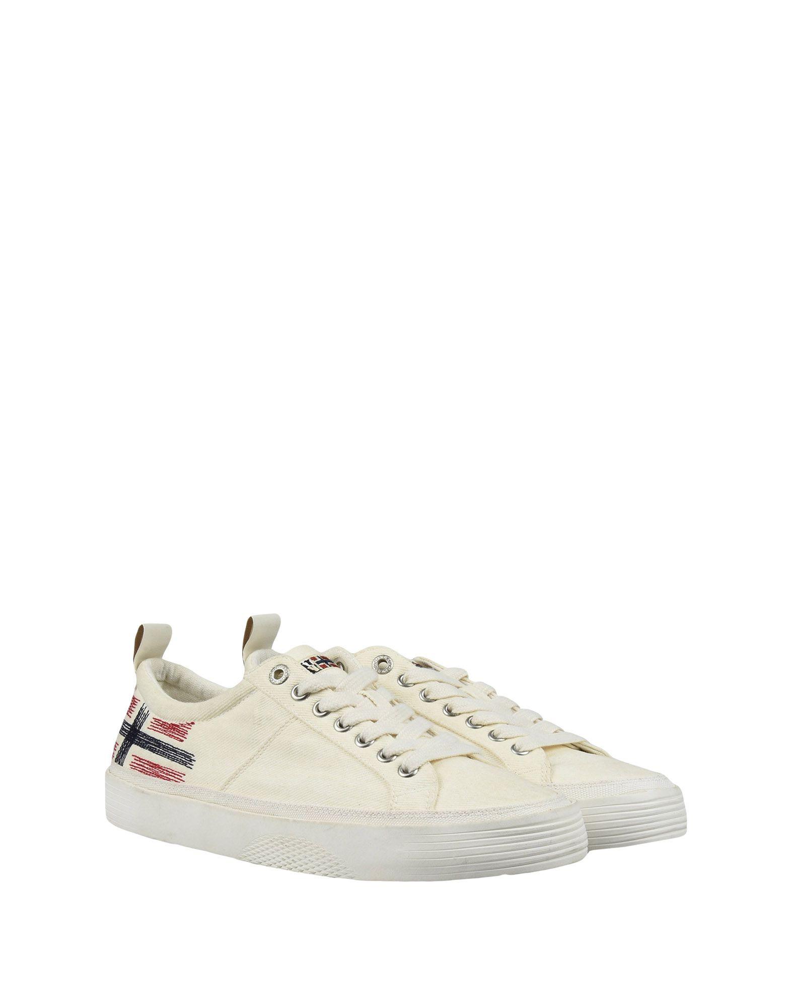 Haltbare Mode billige Schuhe Napapijri Sneakers Herren  11394617ST Heiße Schuhe