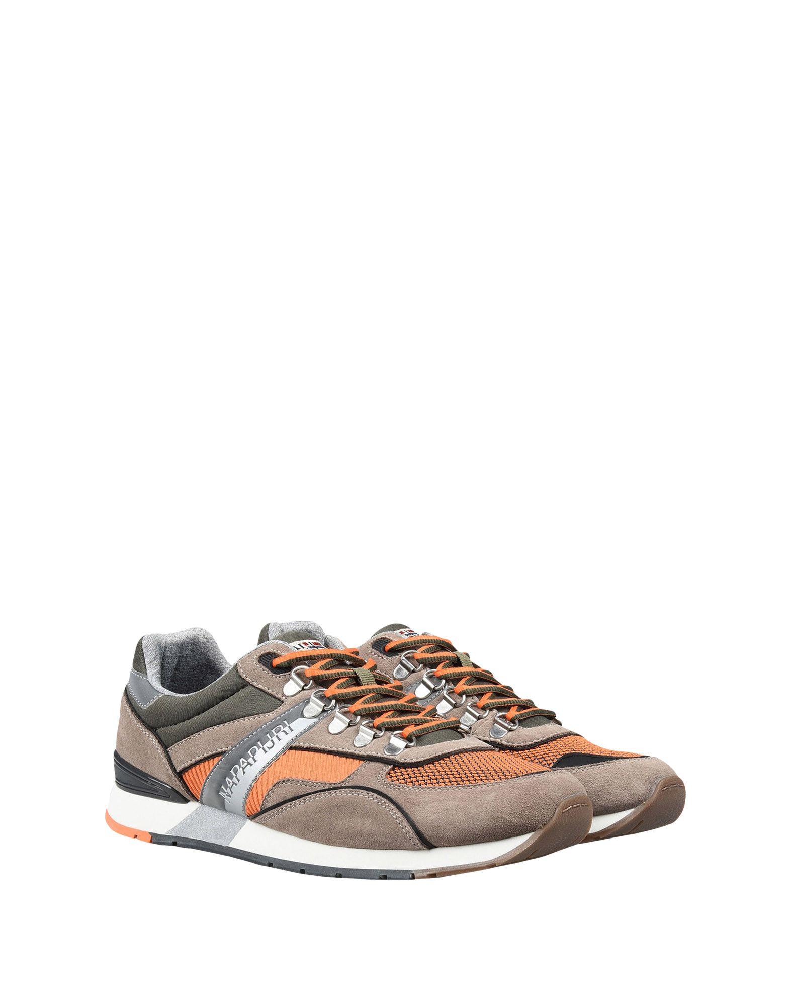 Rabatt echte Schuhe Napapijri Sneakers Herren  11394632ND