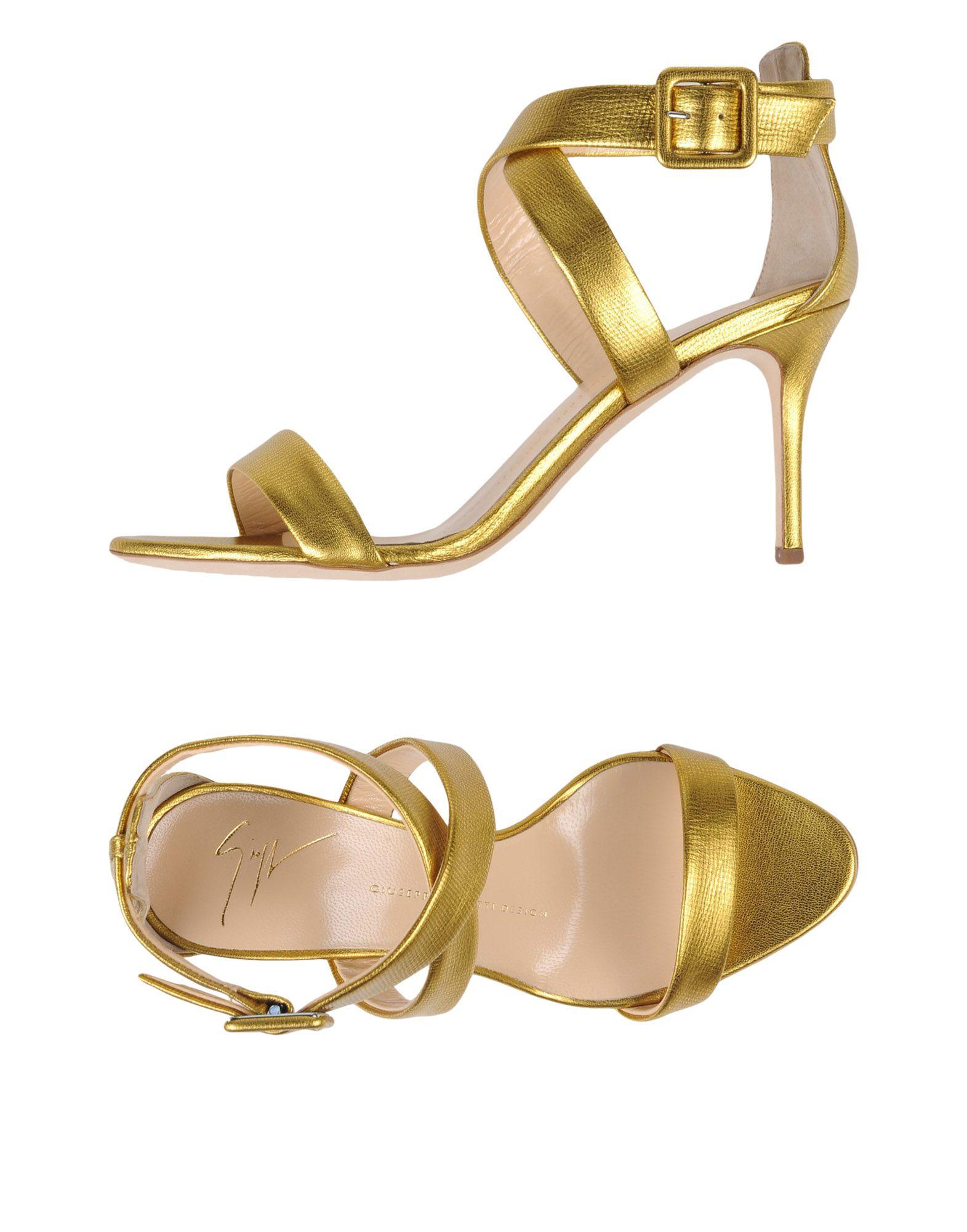 Rabatt Schuhe Giuseppe Zanotti Sandalen Damen  11394784KG
