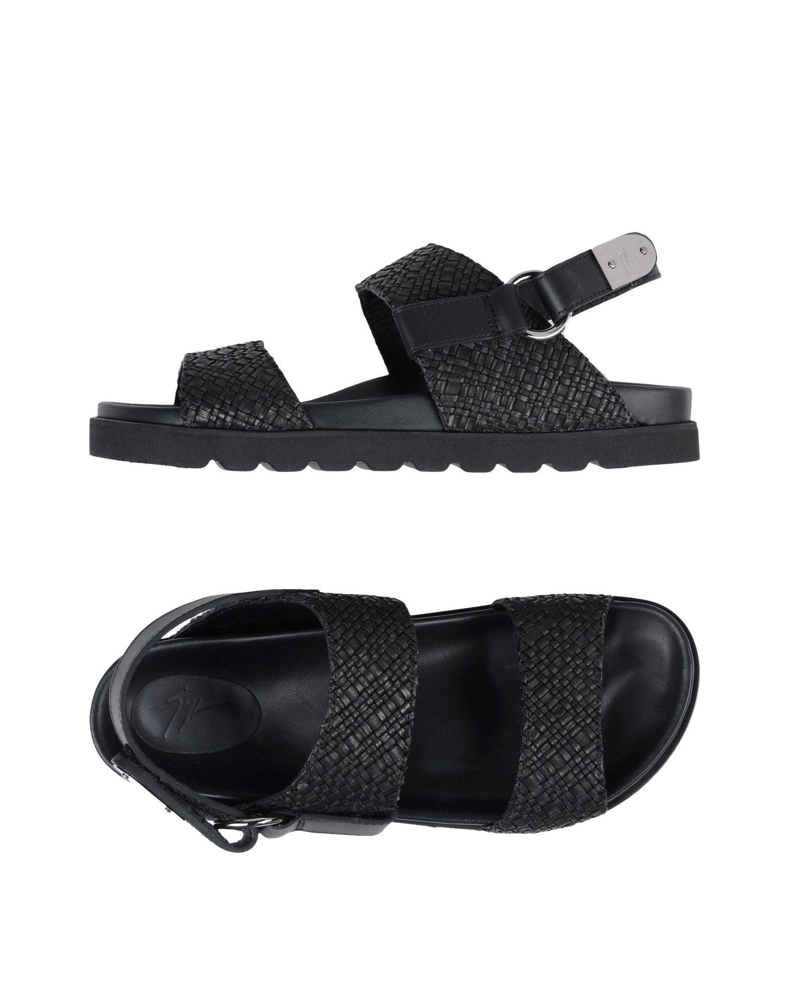 Giuseppe Zanotti Sandalen Herren  11394806AF Gute Qualität beliebte Schuhe