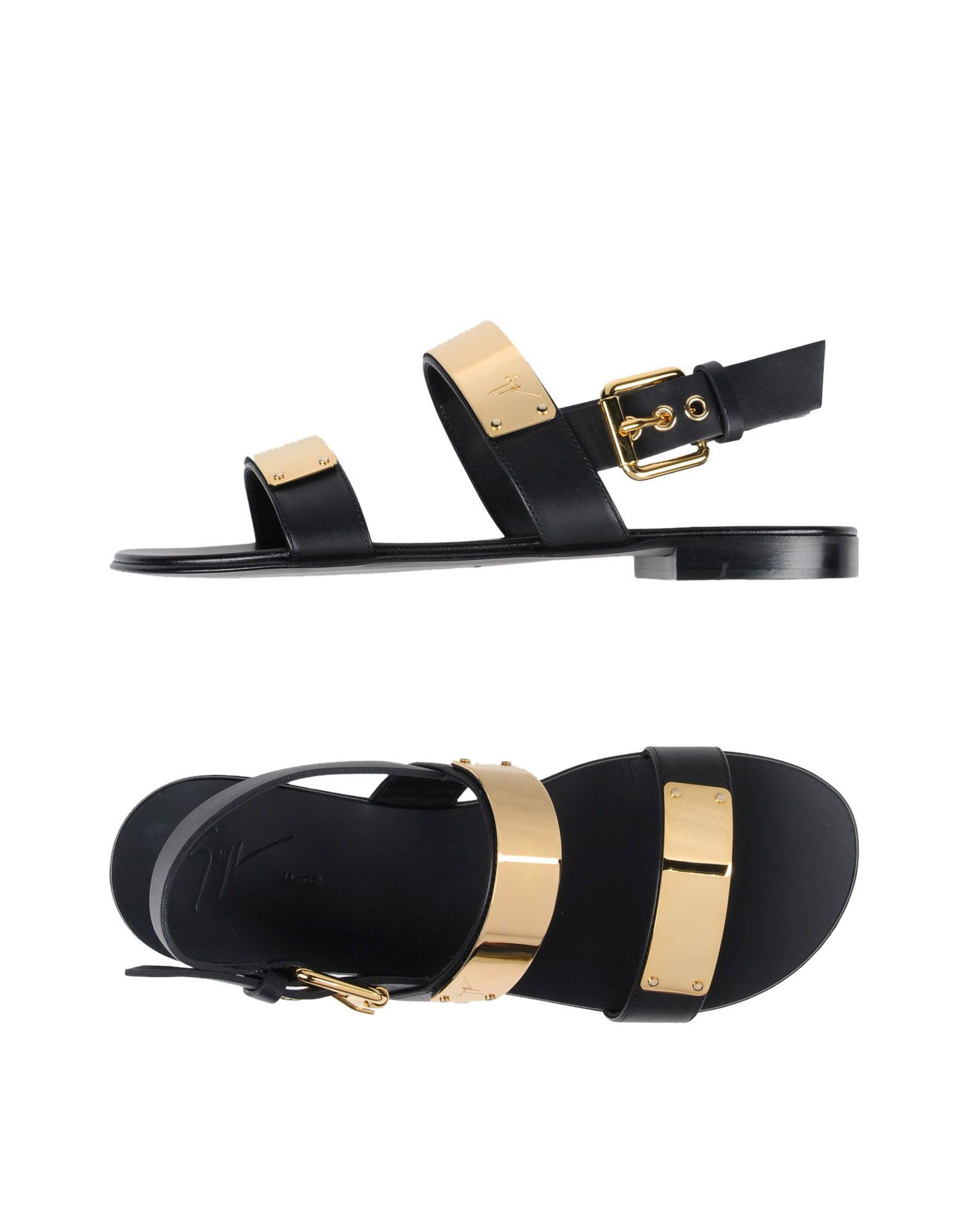 Giuseppe Zanotti Sandalen Herren  11394812LD Neue Schuhe