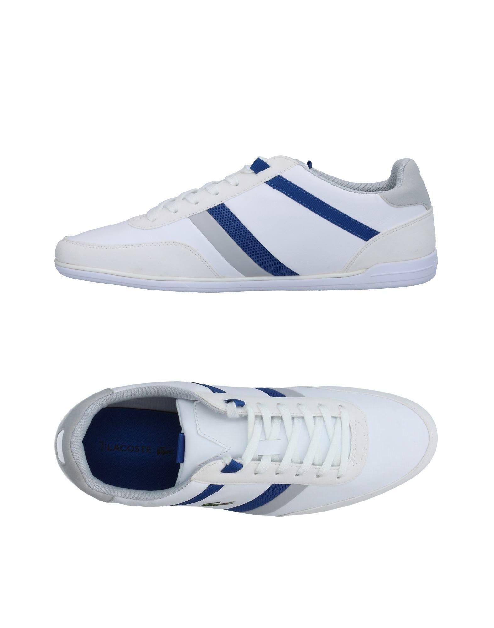 Rabatt echte Schuhe Lacoste Sneakers Herren  11394854VP